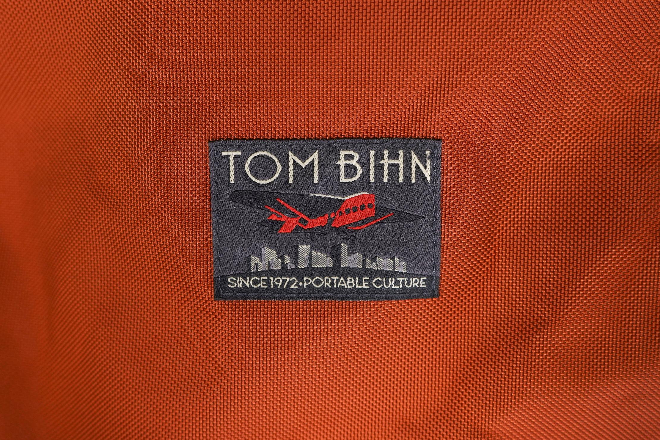 Tom Bihn Pop Tote Logo