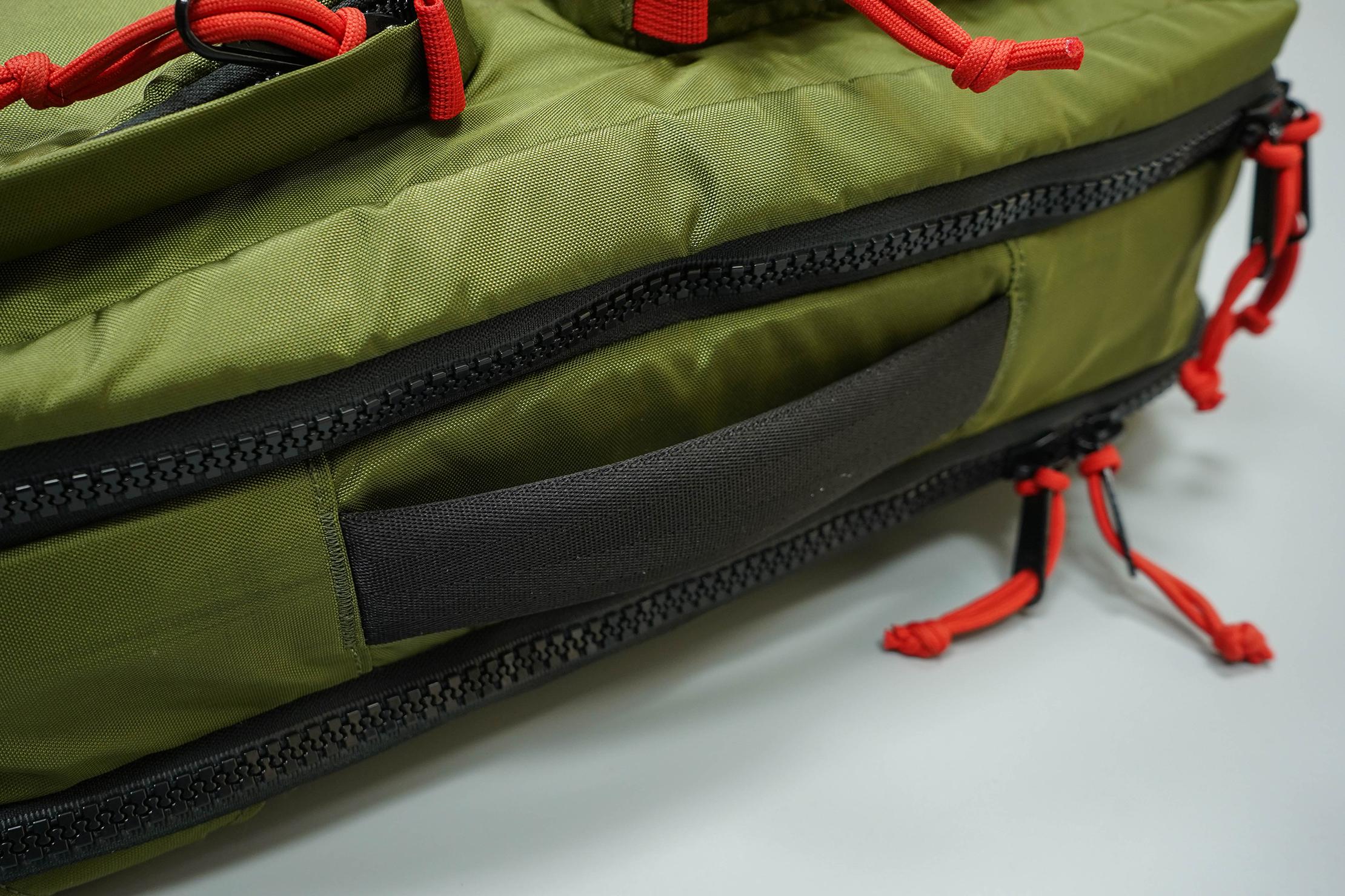 Topo Designs Global Briefcase 3-Day Top Handle