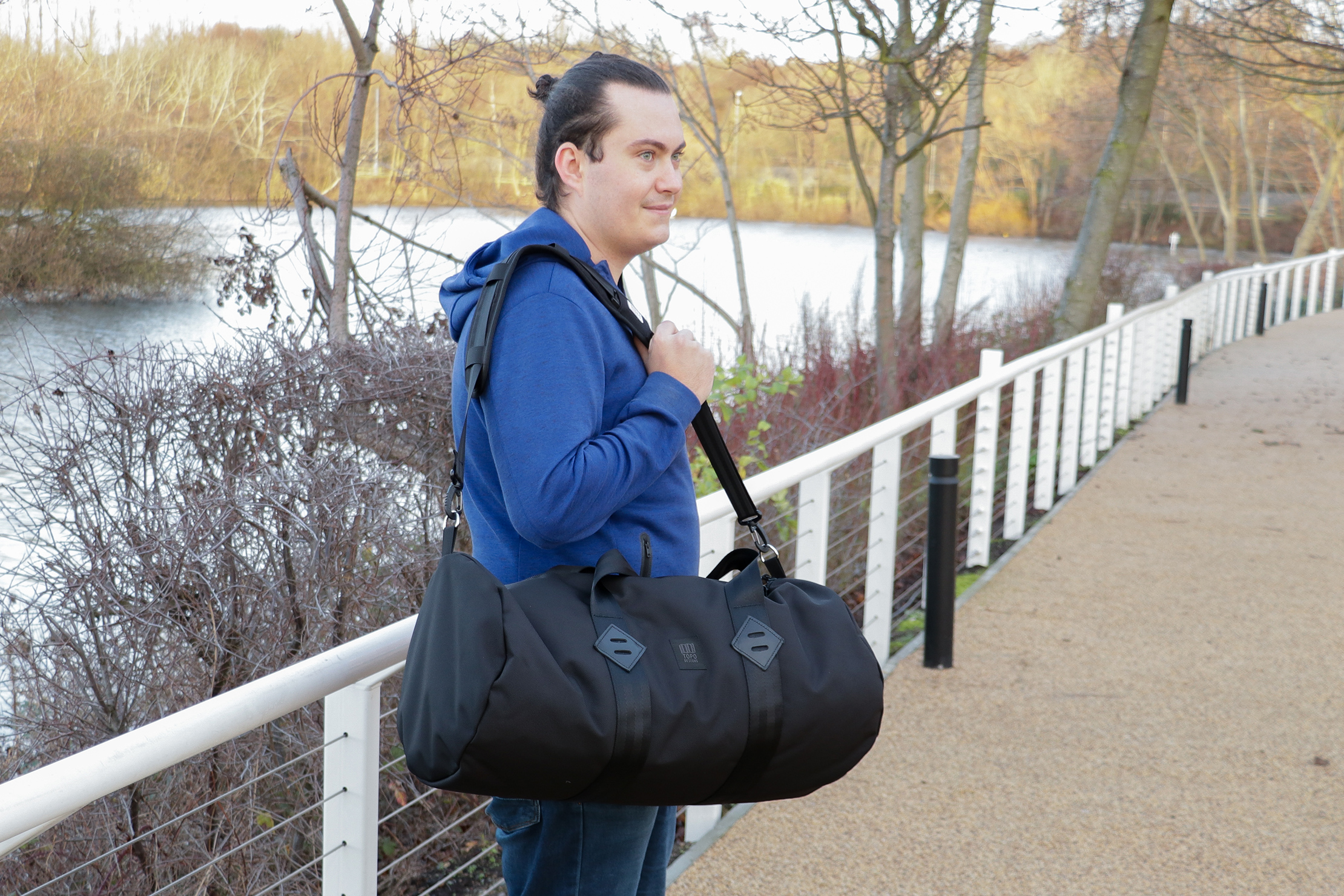 Topo Designs Classic Duffel In Essex England