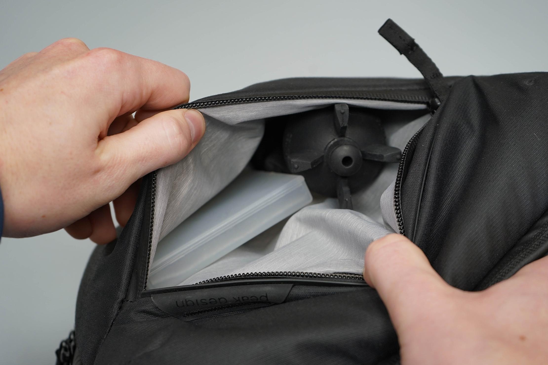 Peak Design Everyday Sling 6L V2 Front Pocket