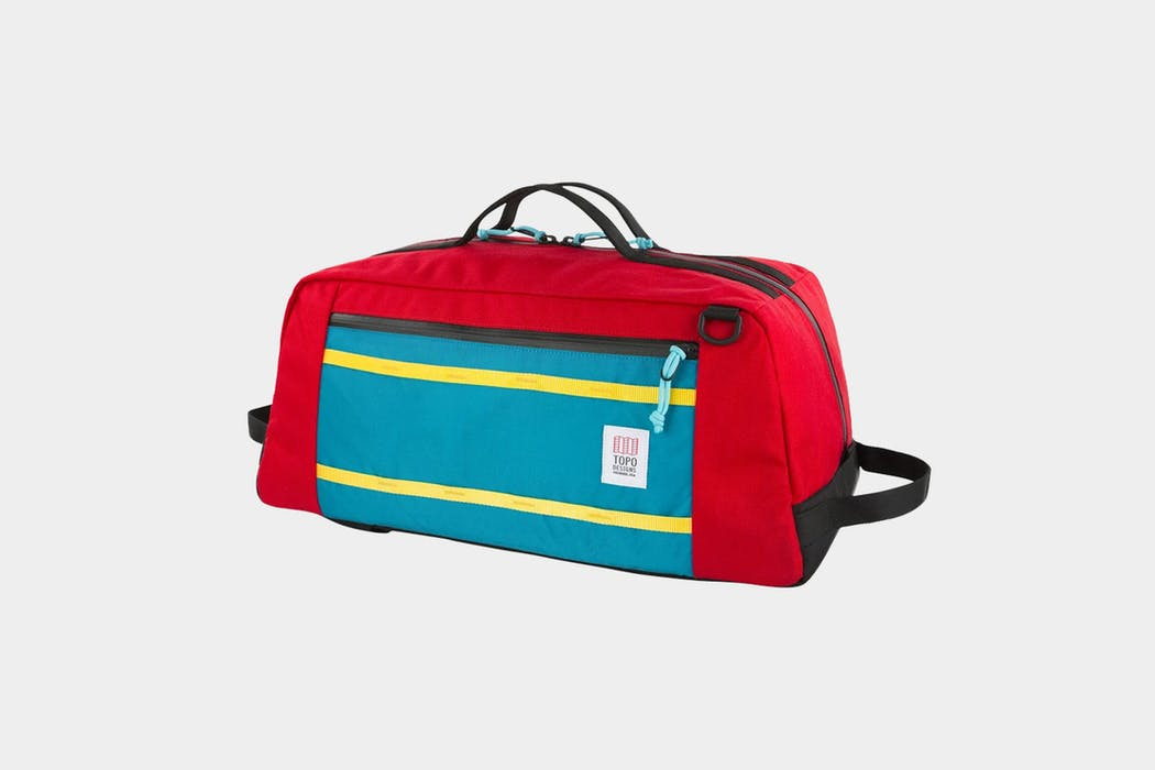 Topo Designs Mountain Duffel 40L