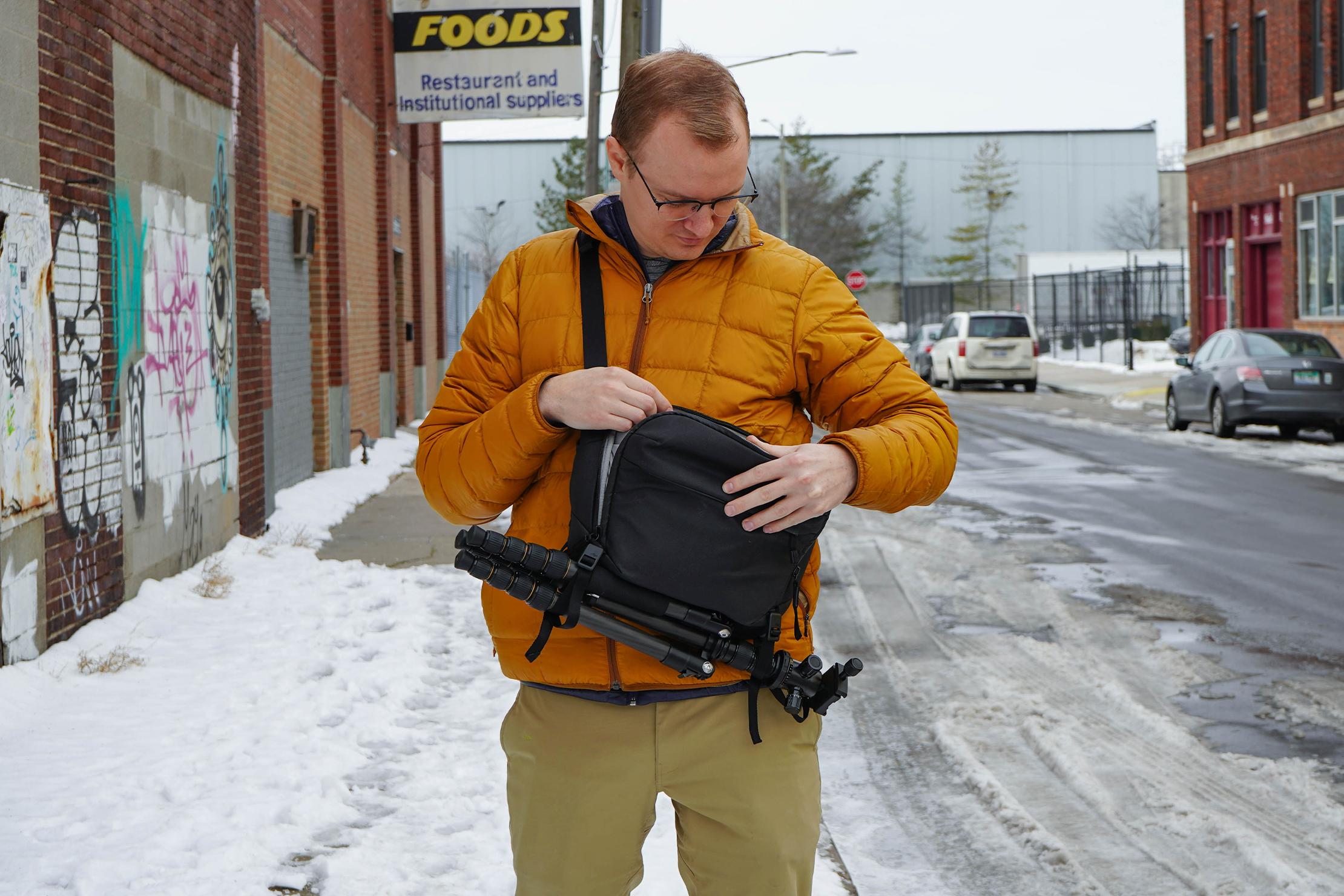 Peak Design Everyday Sling 6L V2 In Detroit