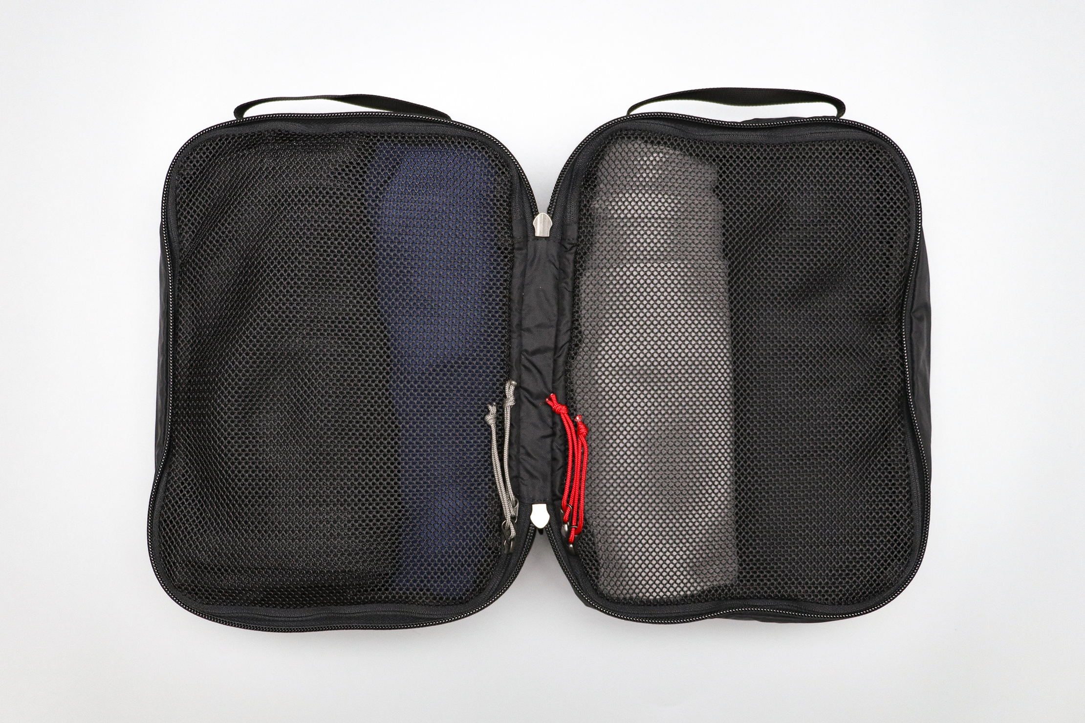 GORUCK Packing Cubes Clamshell Opening