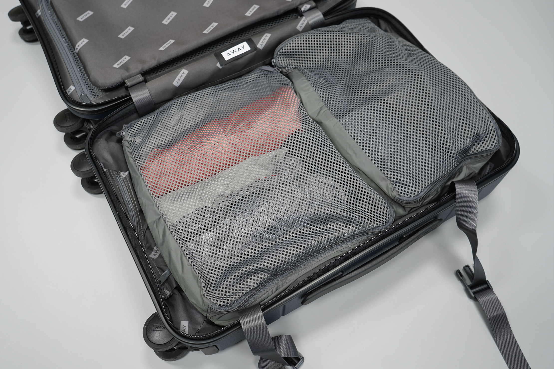 Away The Carry-On Right Side Packing Cubes