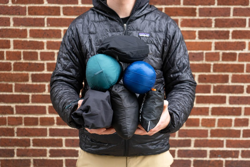 Packable Travel Jackets