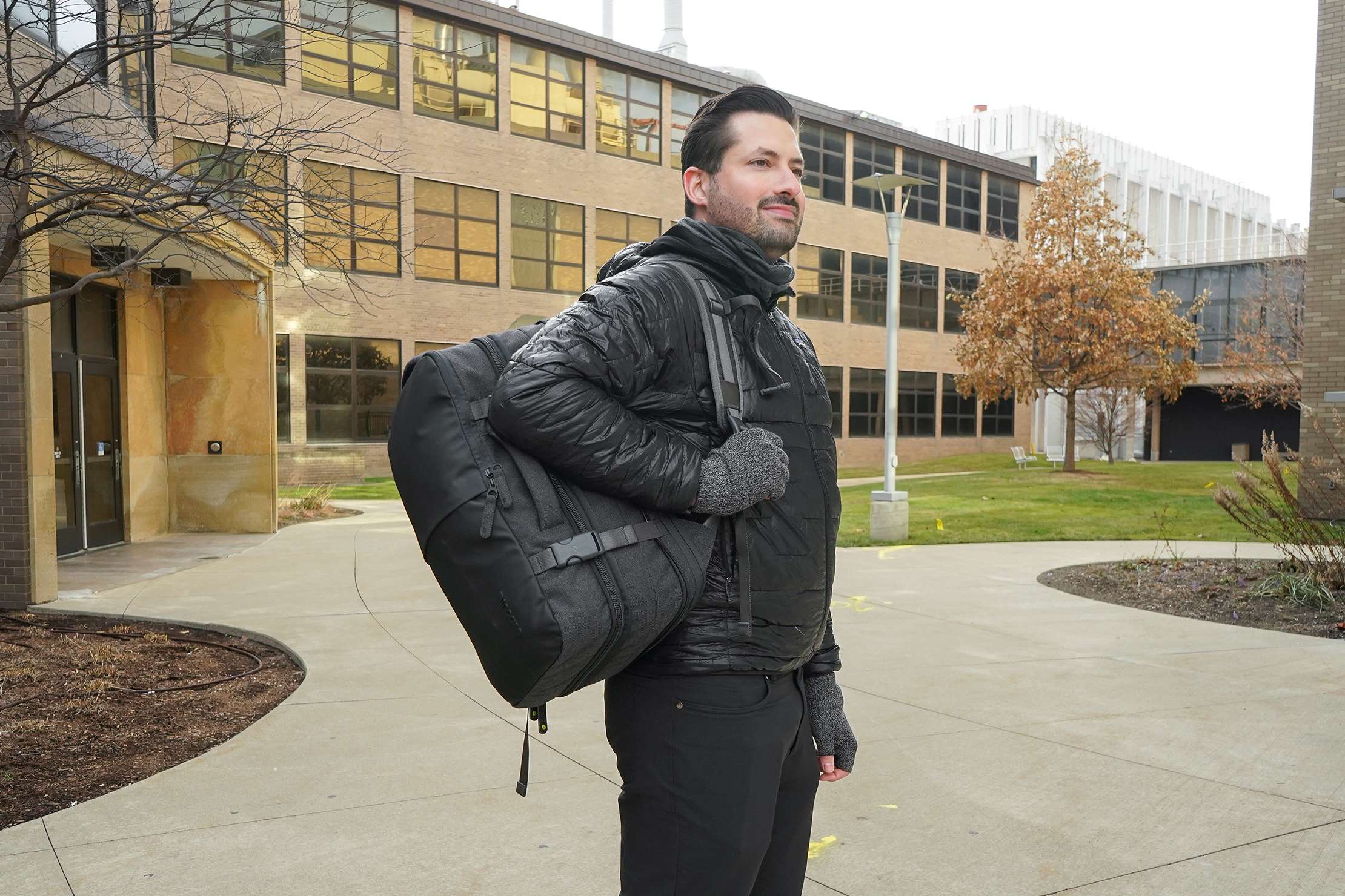 Incase EO Travel Backpack In Detroit