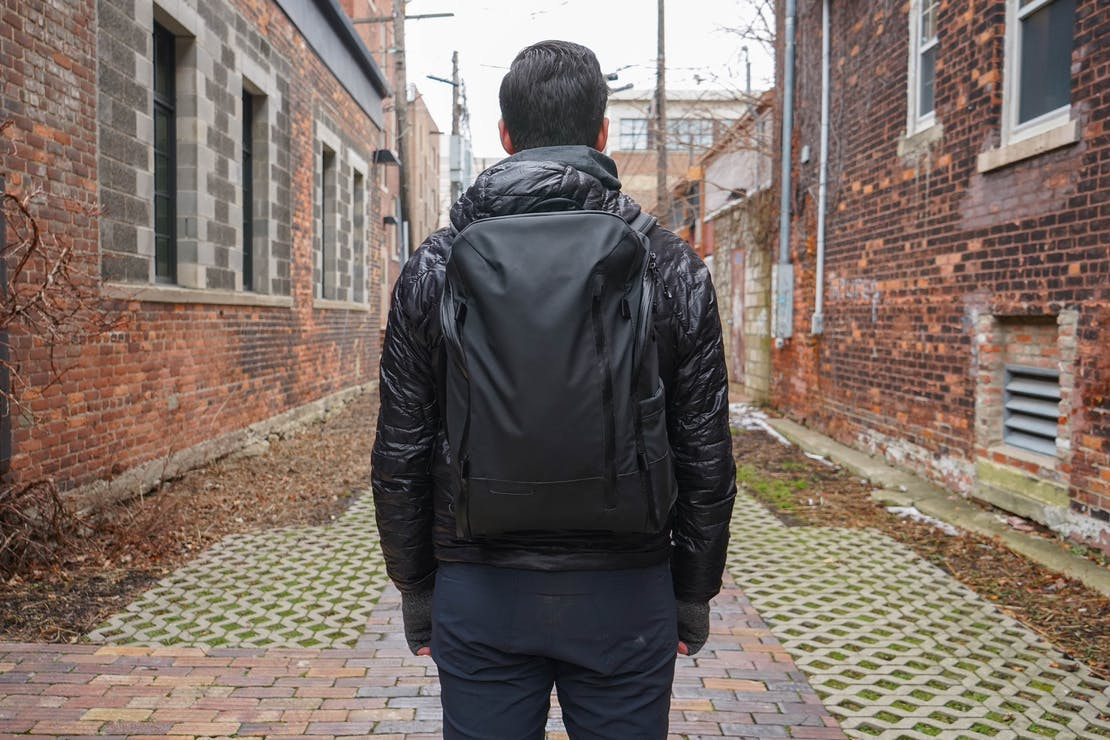 WANDRD Duo Daypack in Detroit