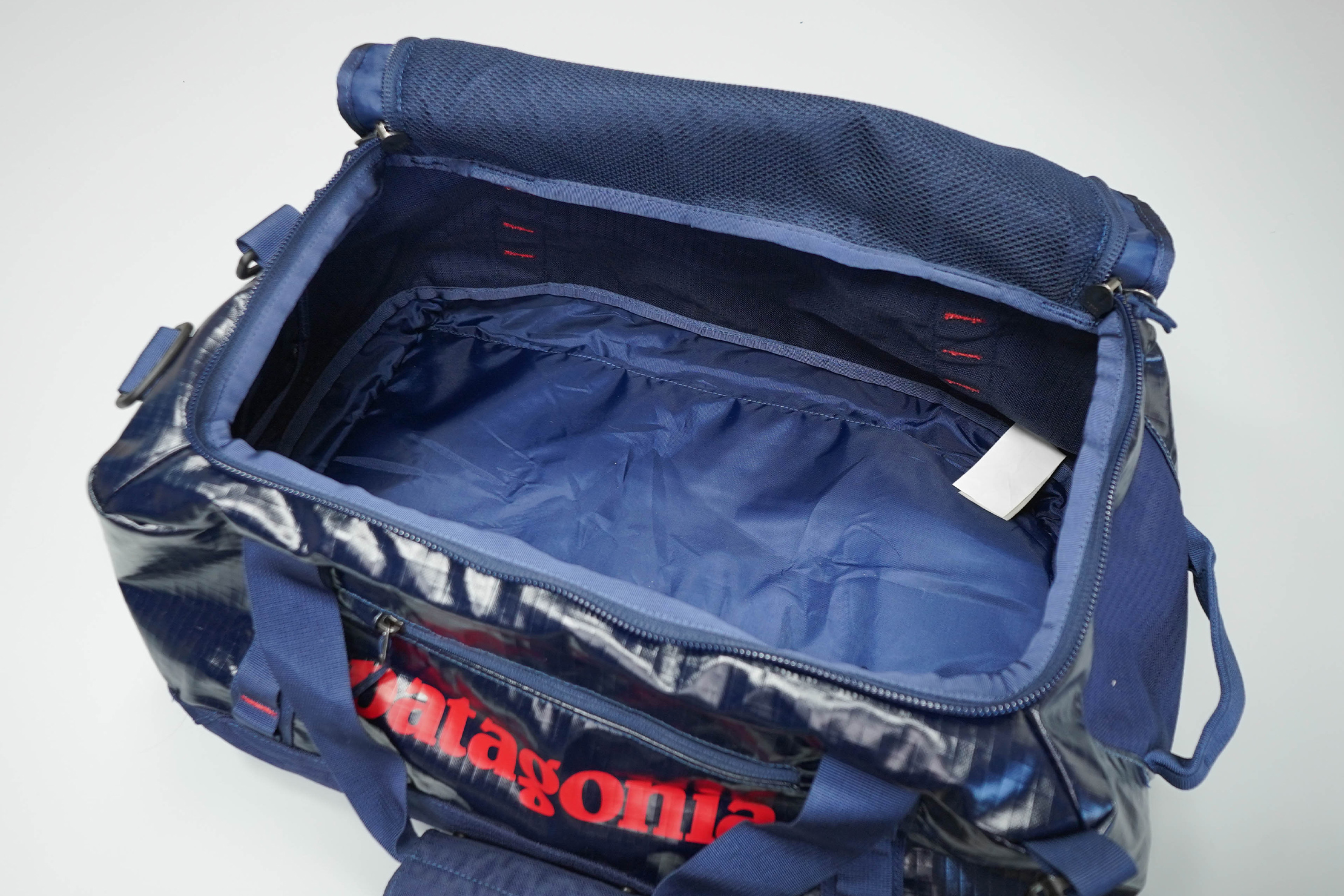 Patagonia Black Hole Duffel Bag 40L Main Compartment