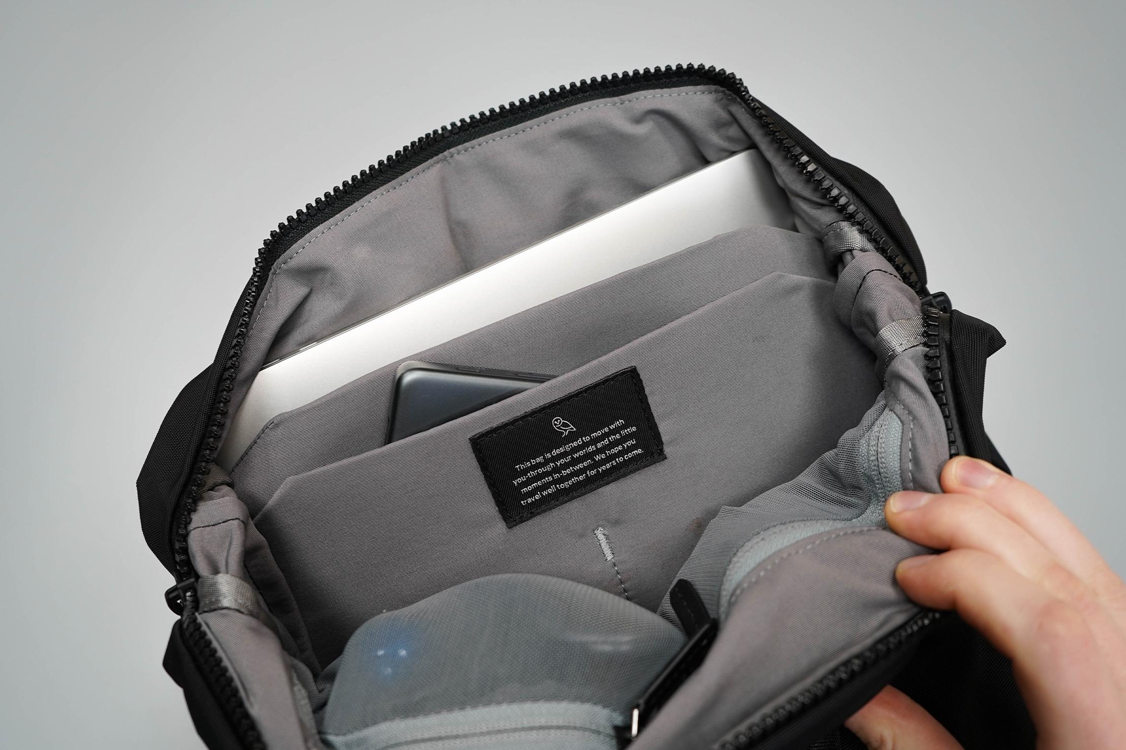 Bellroy Duo Totepack Laptop Organization