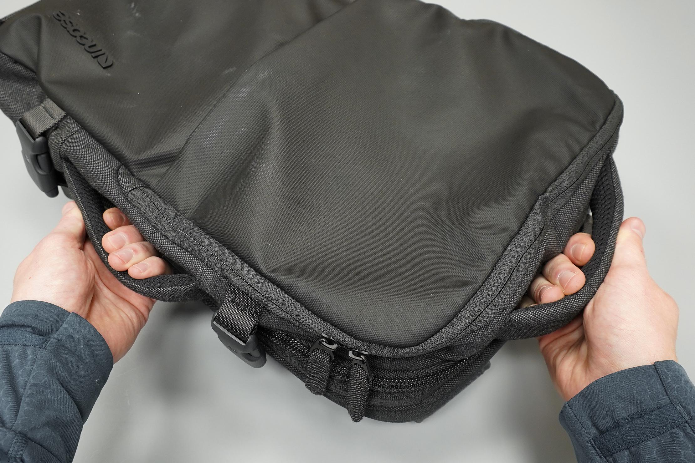 Incase EO Travel Backpack Handles