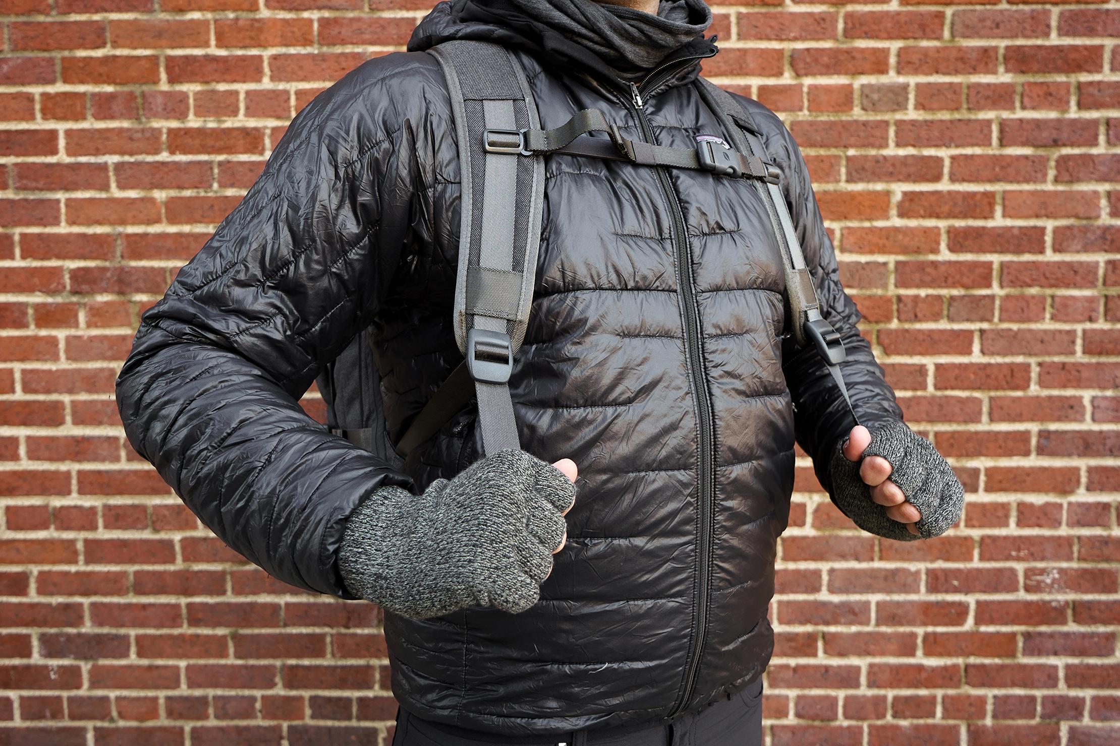 Incase EO Travel Backpack Shoulder Straps
