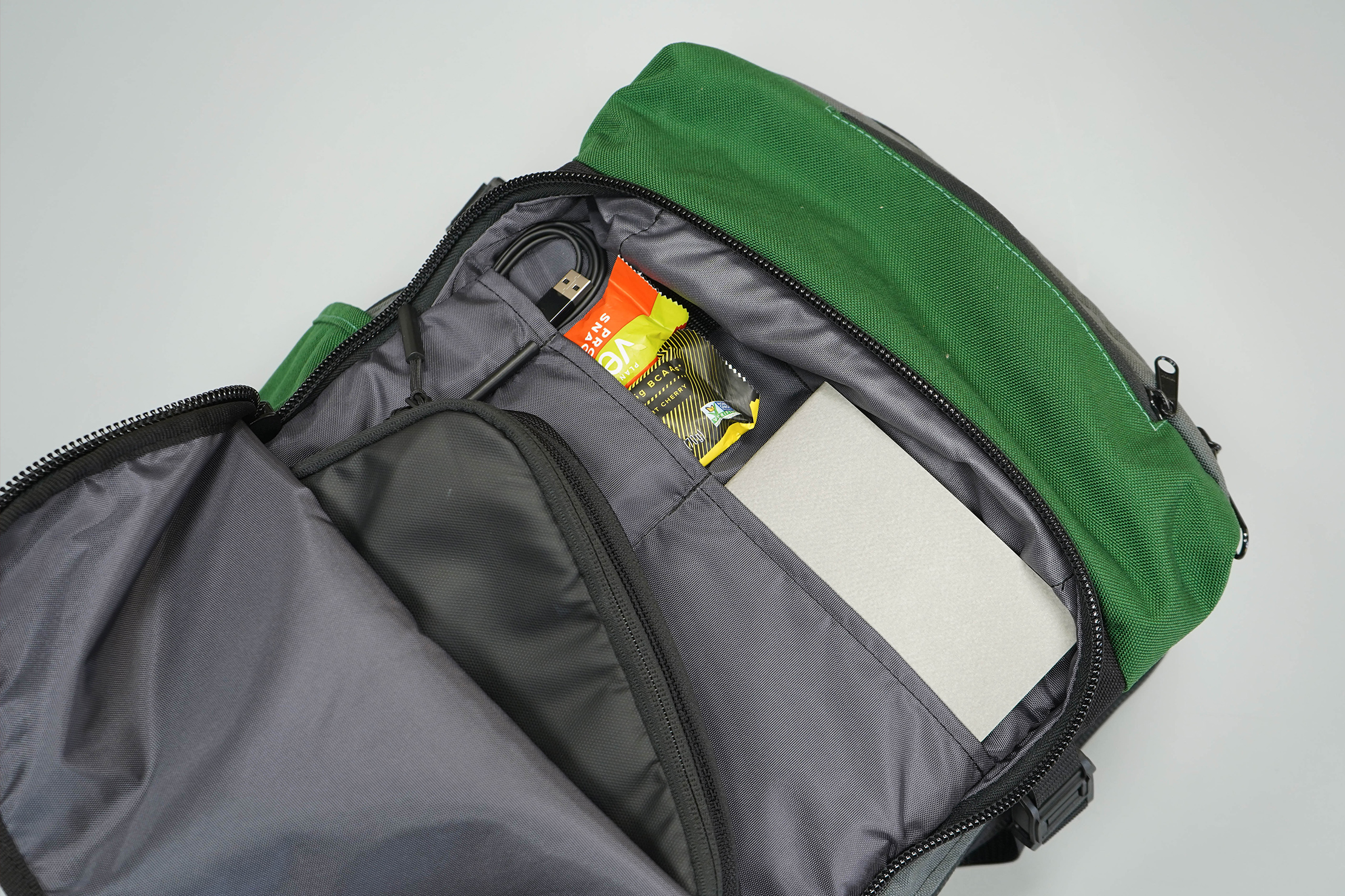 Greenroom136 Rainmaker Front Compartment
