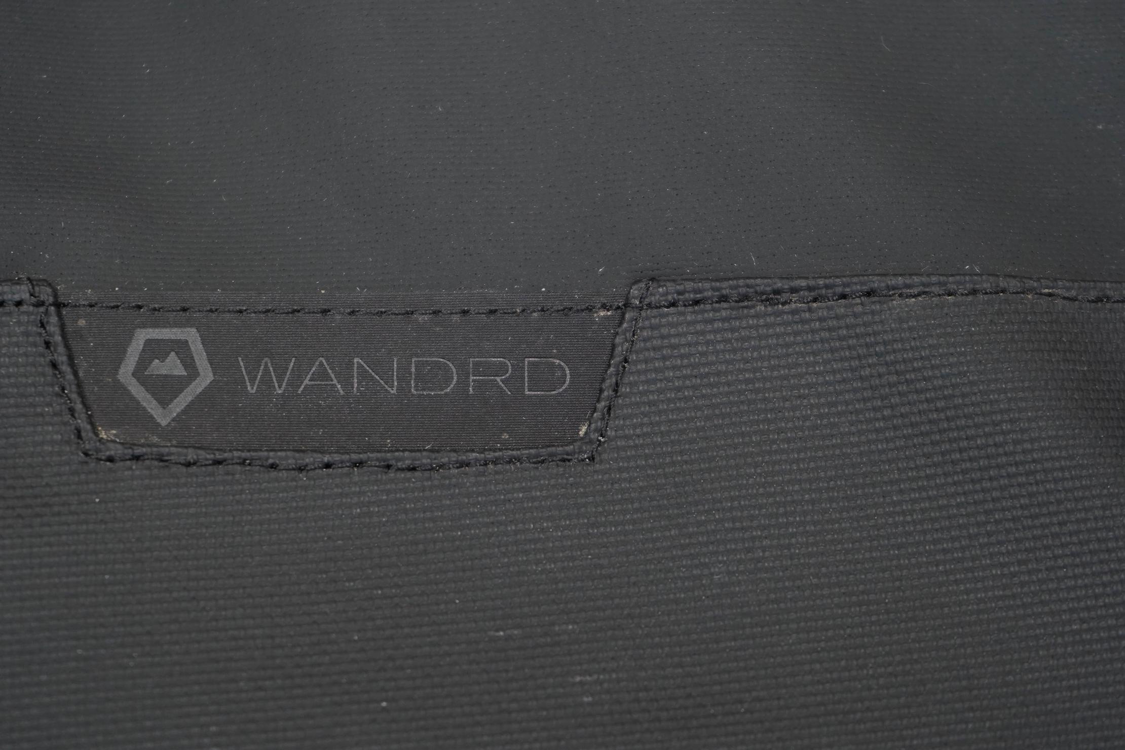 WANDRD DUO Daypack Logo