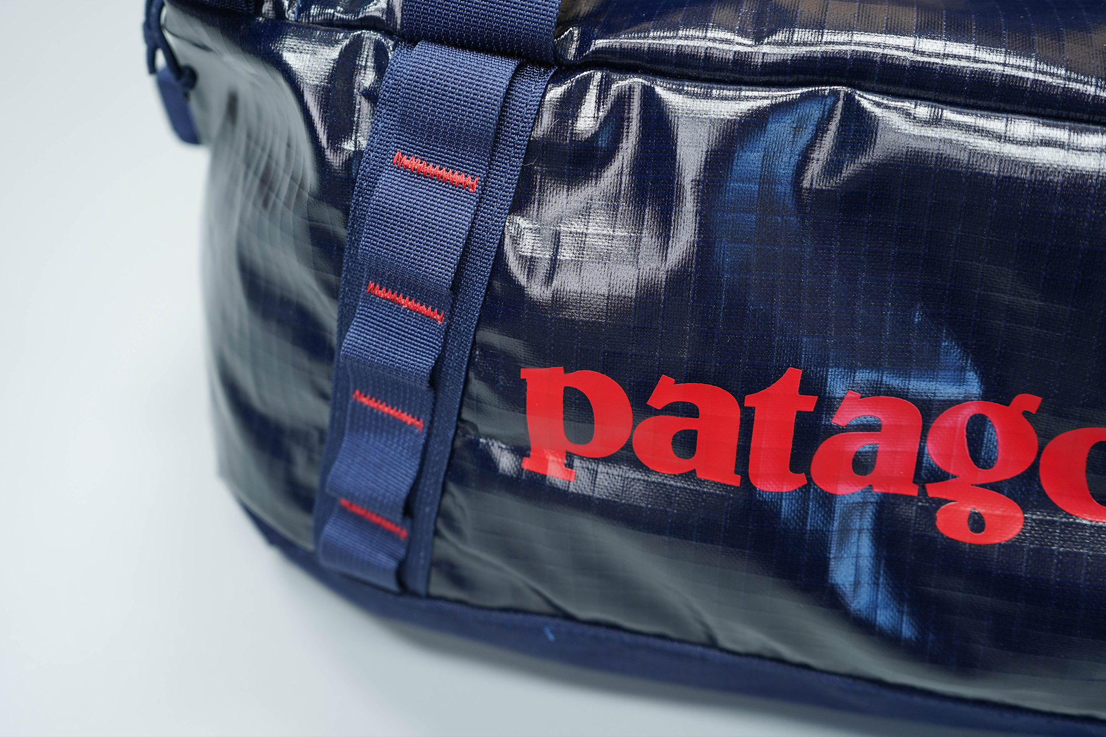 Patagonia Black Hole Duffel Bag 40L TPU-Coated Material And Daisy Chain