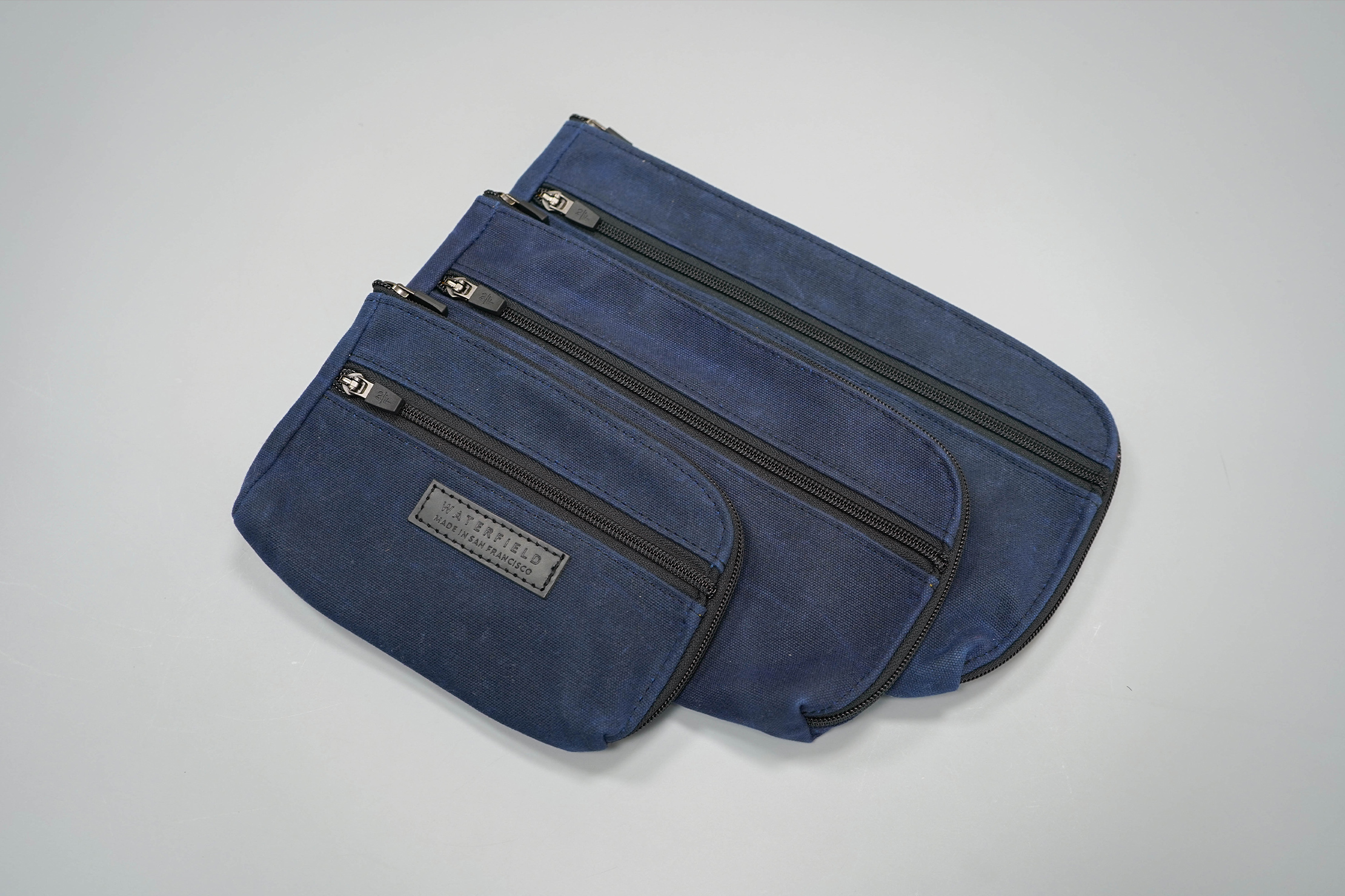 Waterfield Designs Gear Pouches Three Sizes