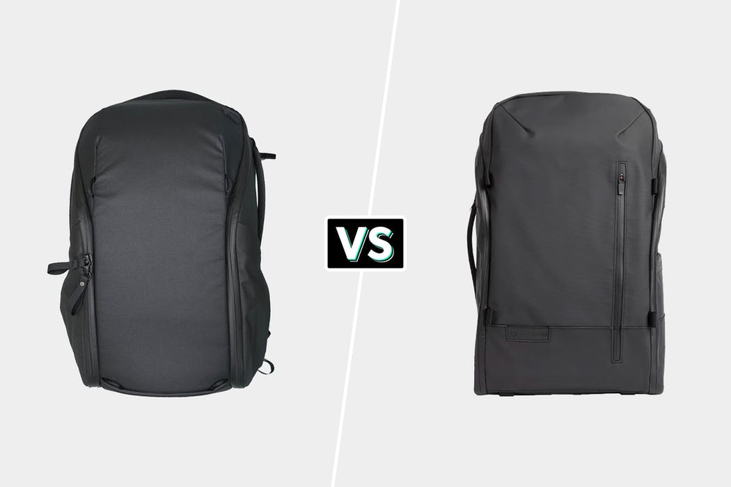 Peak Design Everyday Backpack Zip 20L Vs WANDRD Duo Daypack Comparison