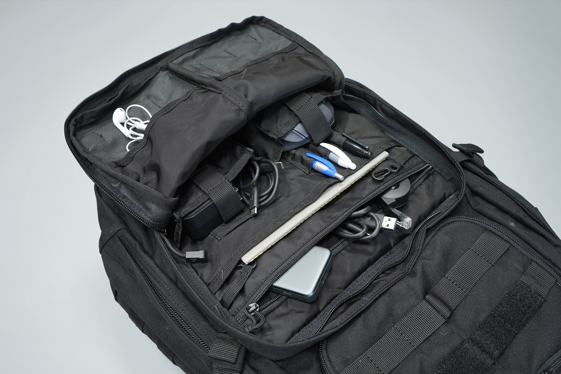 5.11 Tactical Rush24 Backpack Front Organization Pocket