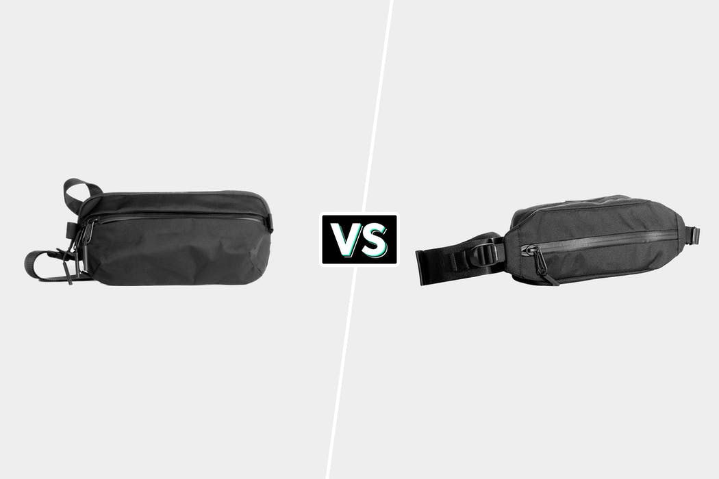 Aer City Sling Vs Aer Day Sling 2
