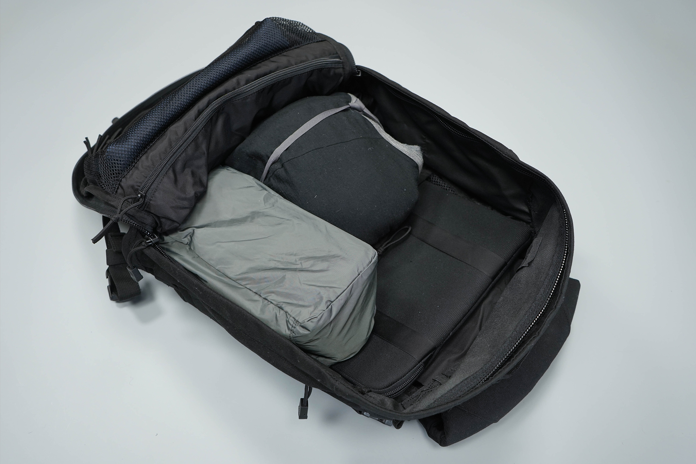5.11 Tactical Rush24 Backpack Main Compartment Packed