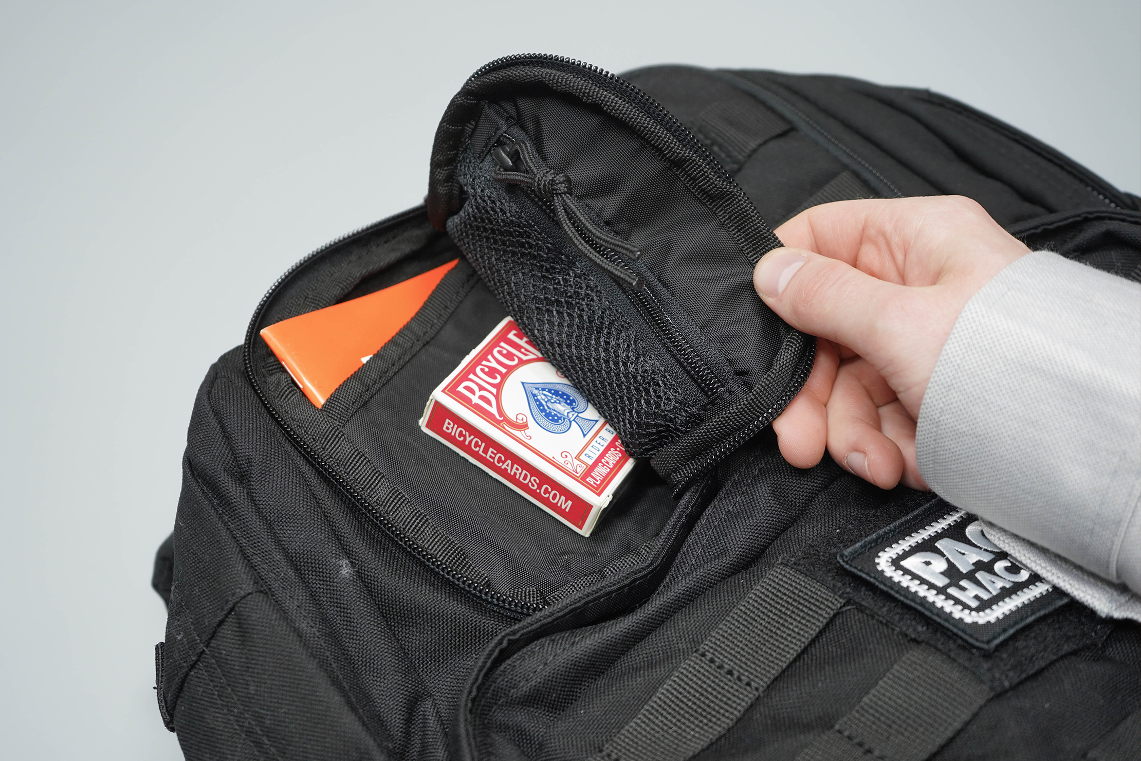 5.11 Tactical Rush24 Backpack Left Top Pocket