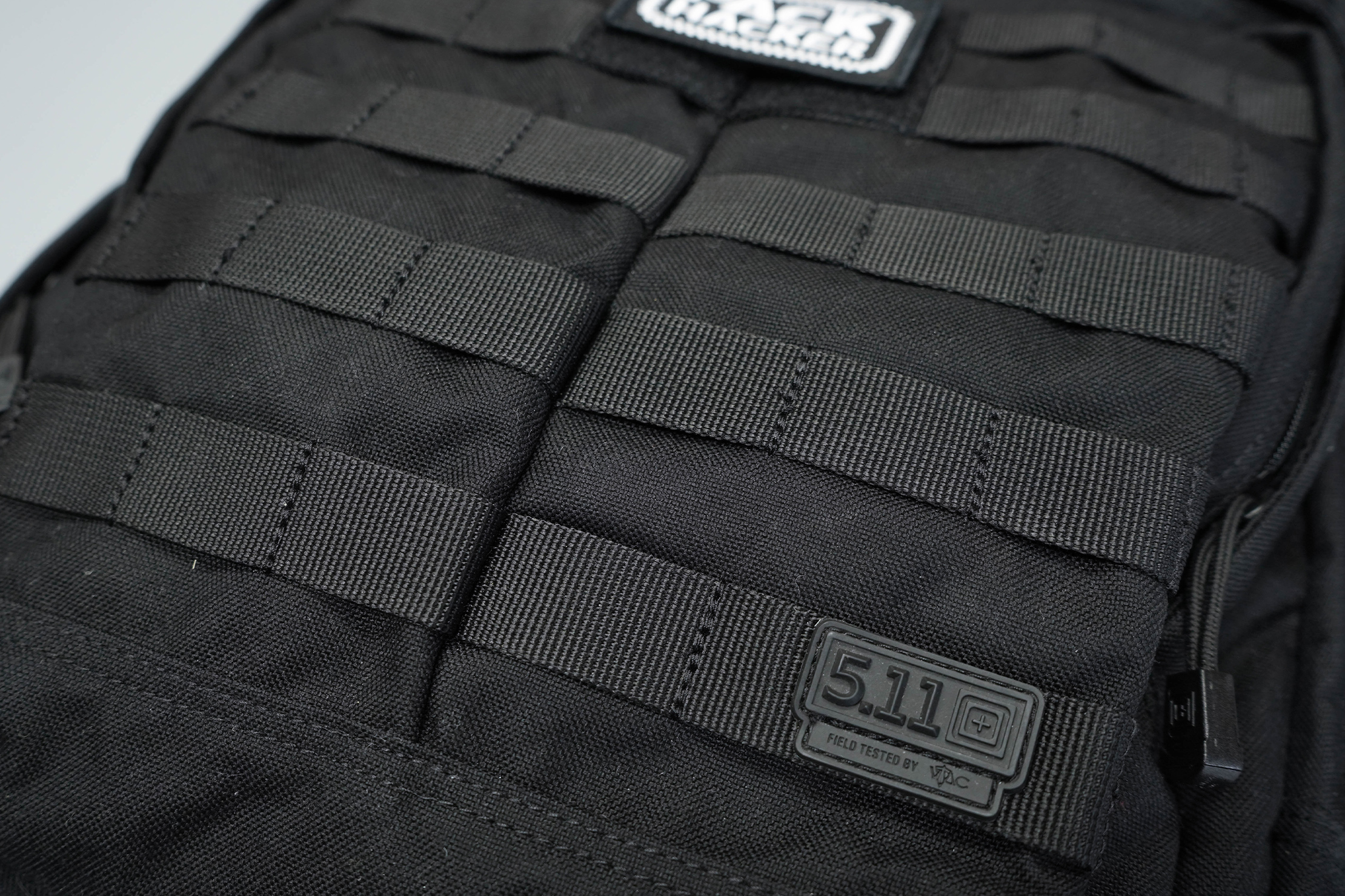 5.11 Tactical Rush24 Backpack Front Webbing