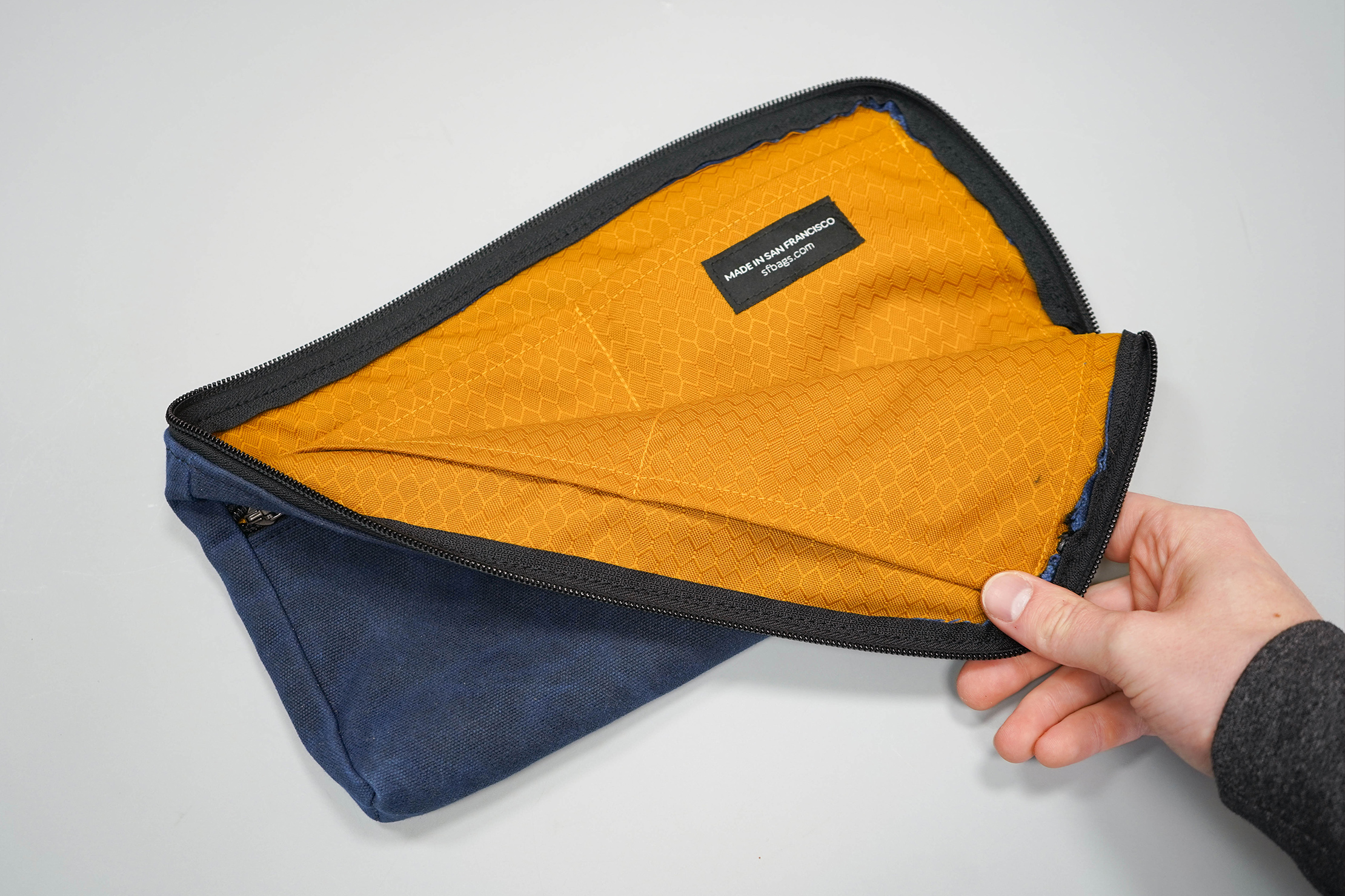 Waterfield Designs Gear Pouches Opening