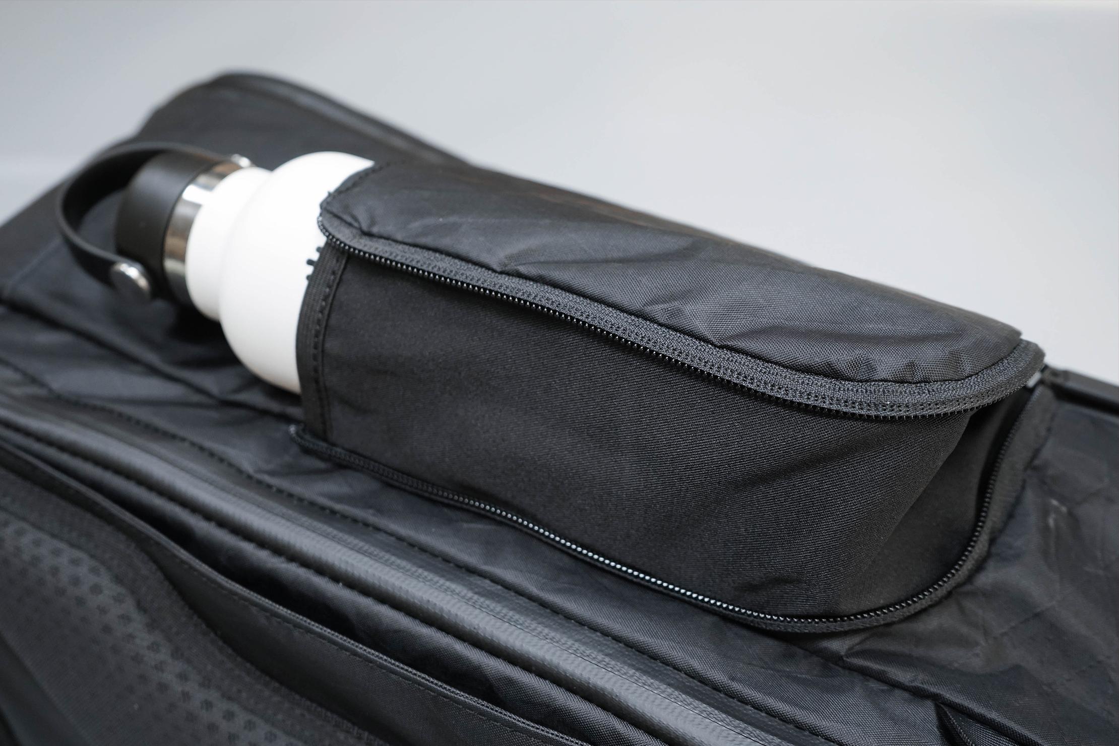 Tortuga Outbreaker Laptop Backpack Water Bottle Pocket