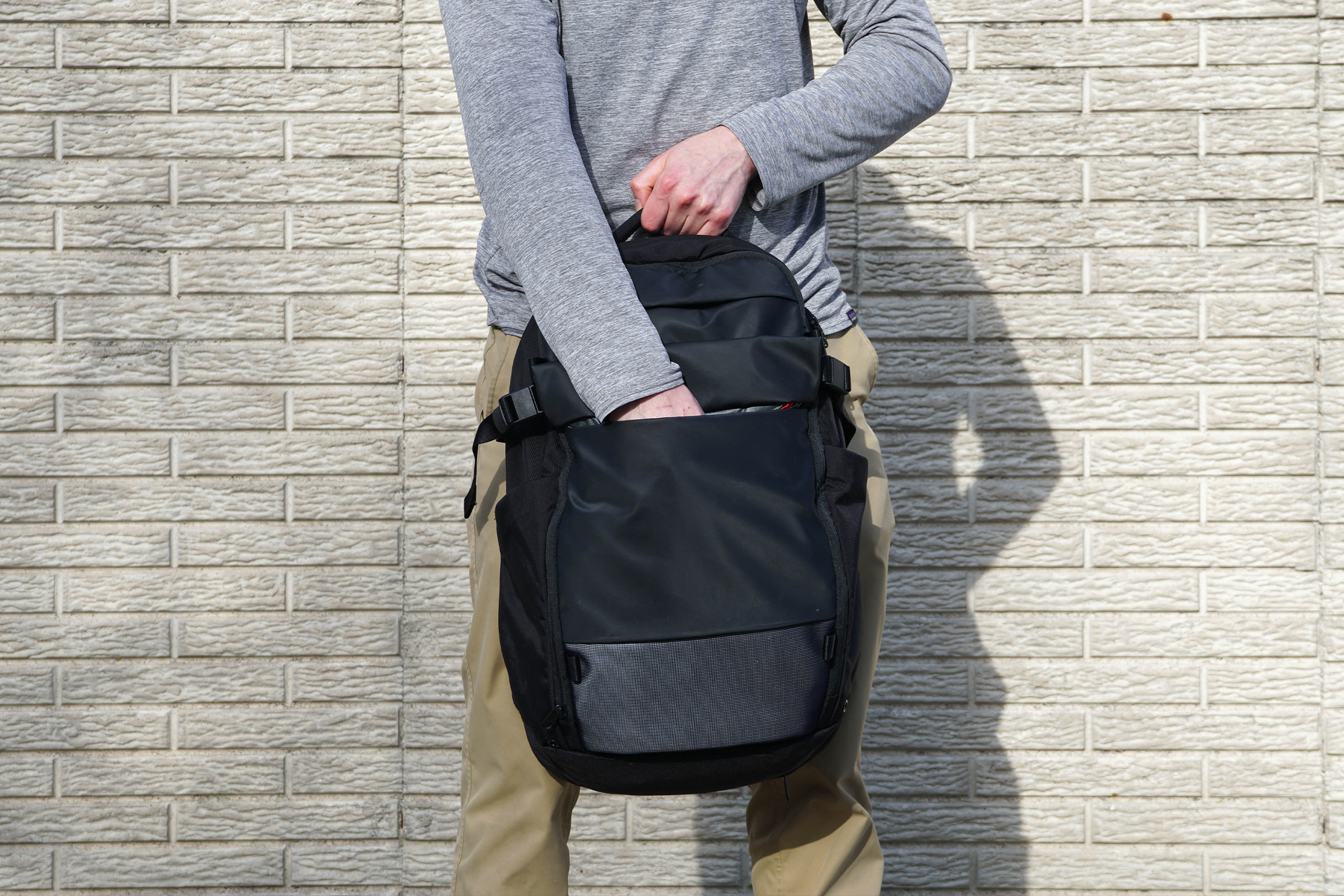 Timbuk2 Parker Commuter Backpack In Detroit