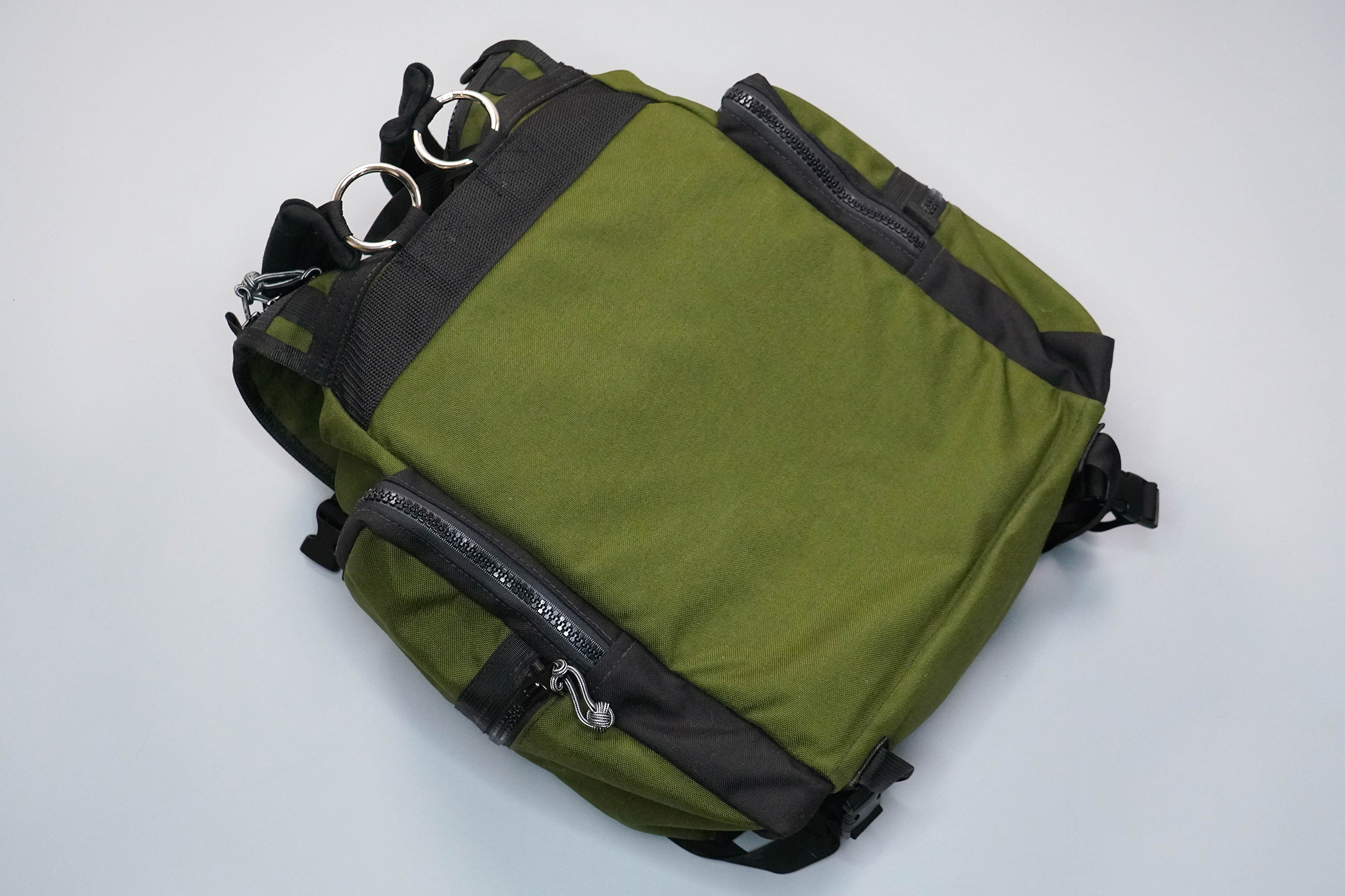 Red Oxx C-Ruck Carry-On Rucksack Back Panel