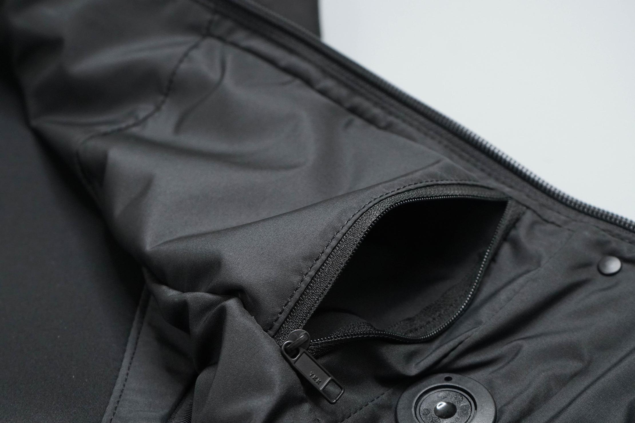 Minaal Rolltop Bag Inside Pocket