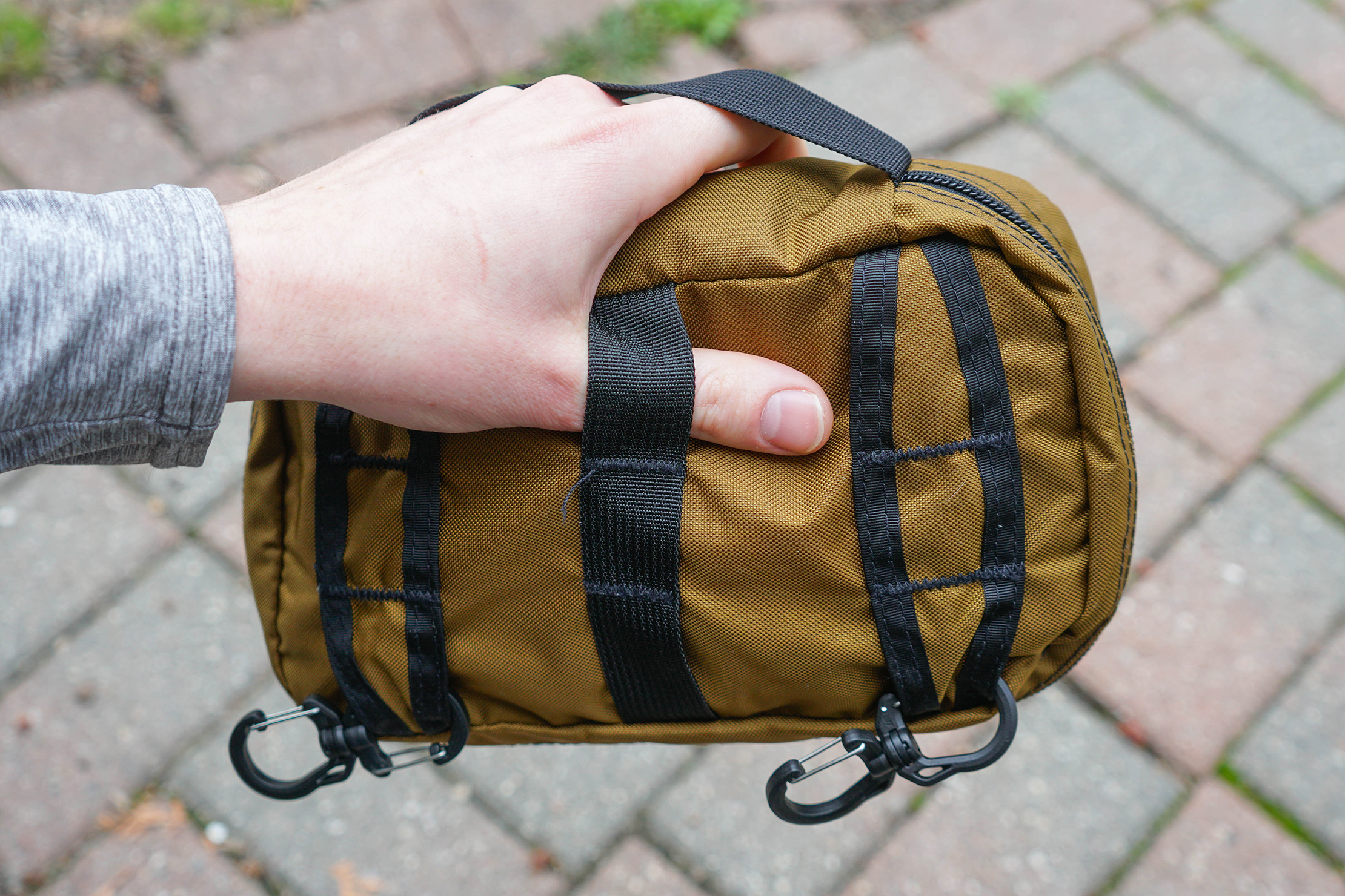 Tom Bihn Handy Little Thing Pouch Notebook Carry