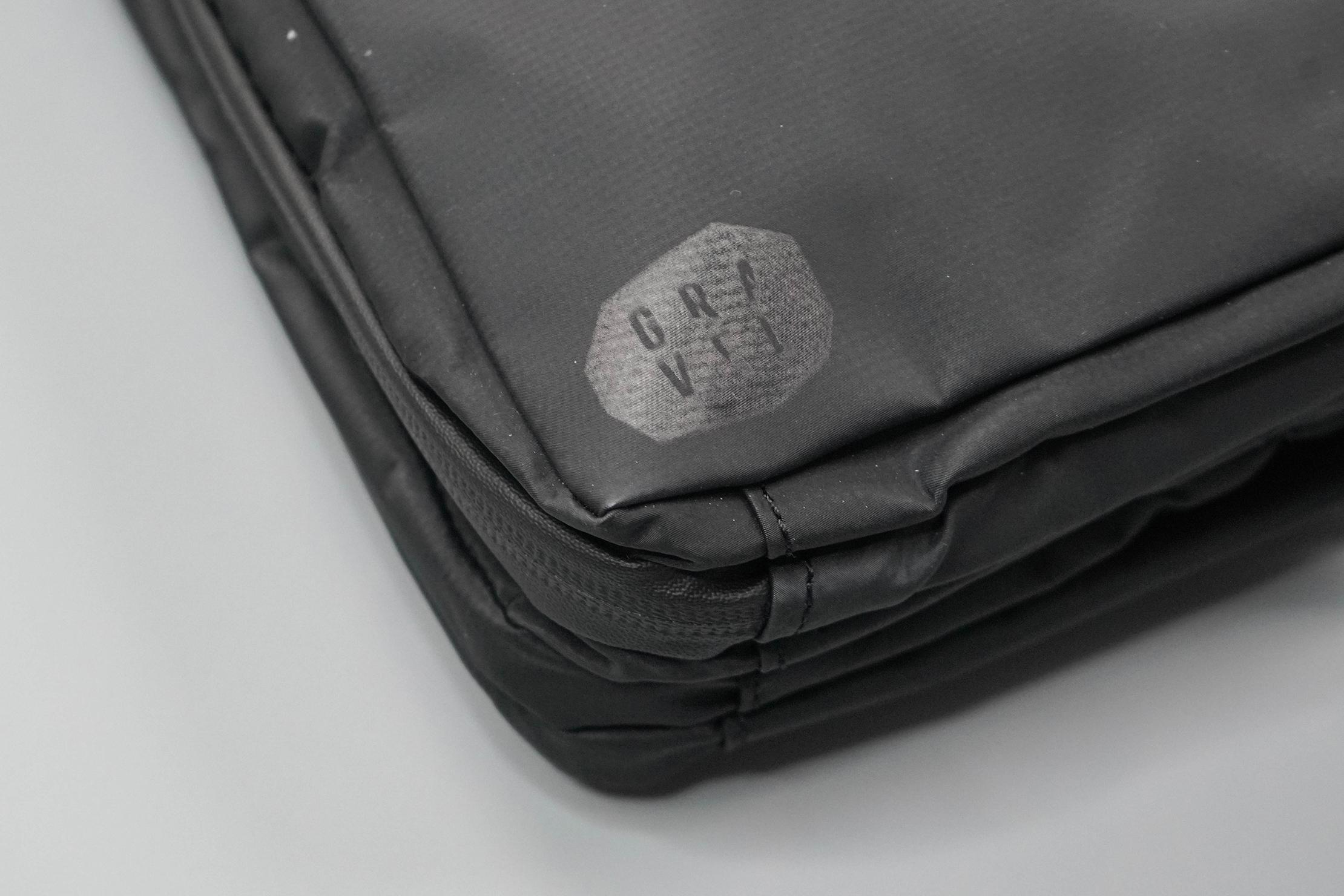 Gravel Explorer Plus Toiletry Bag Logo