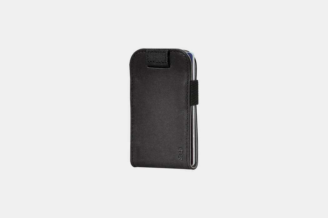 Distil Union Wally Micro Minimalist Wallet