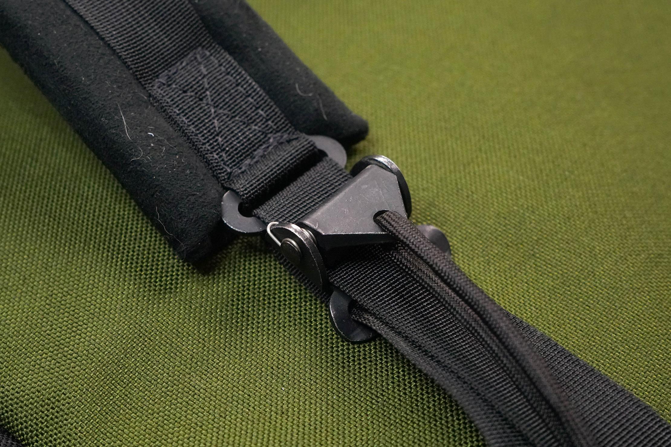 Red Oxx C-Ruck Carry-On Rucksack Shoulder Strap Adjuster