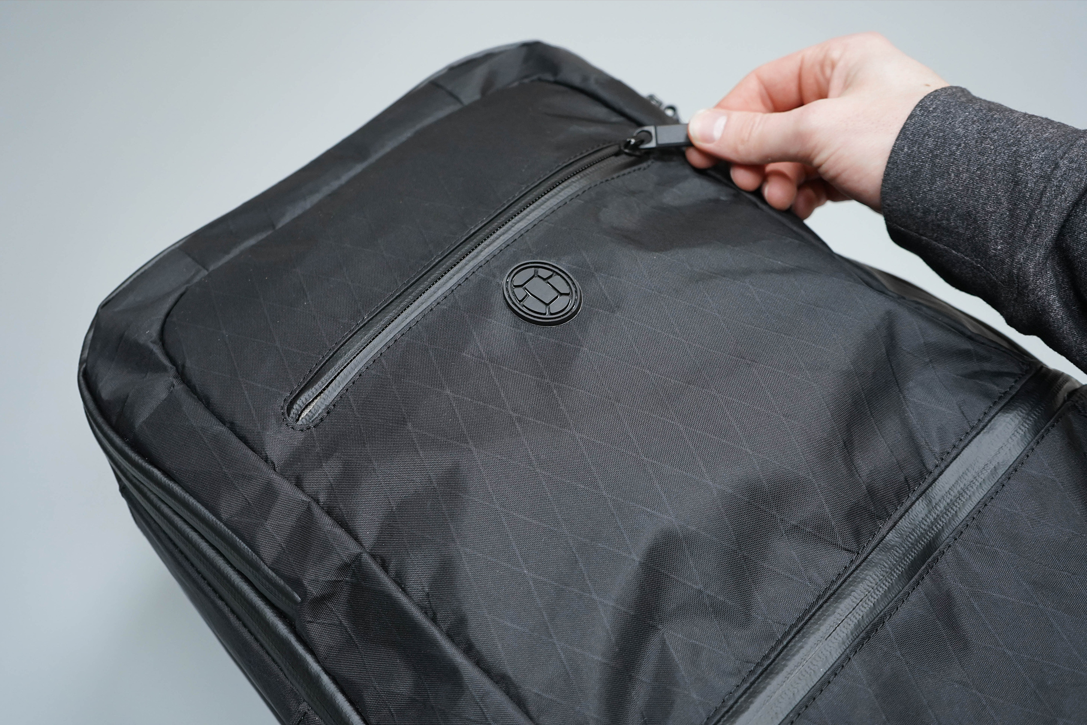 Tortuga Outbreaker Laptop Backpack Front Top Pocket