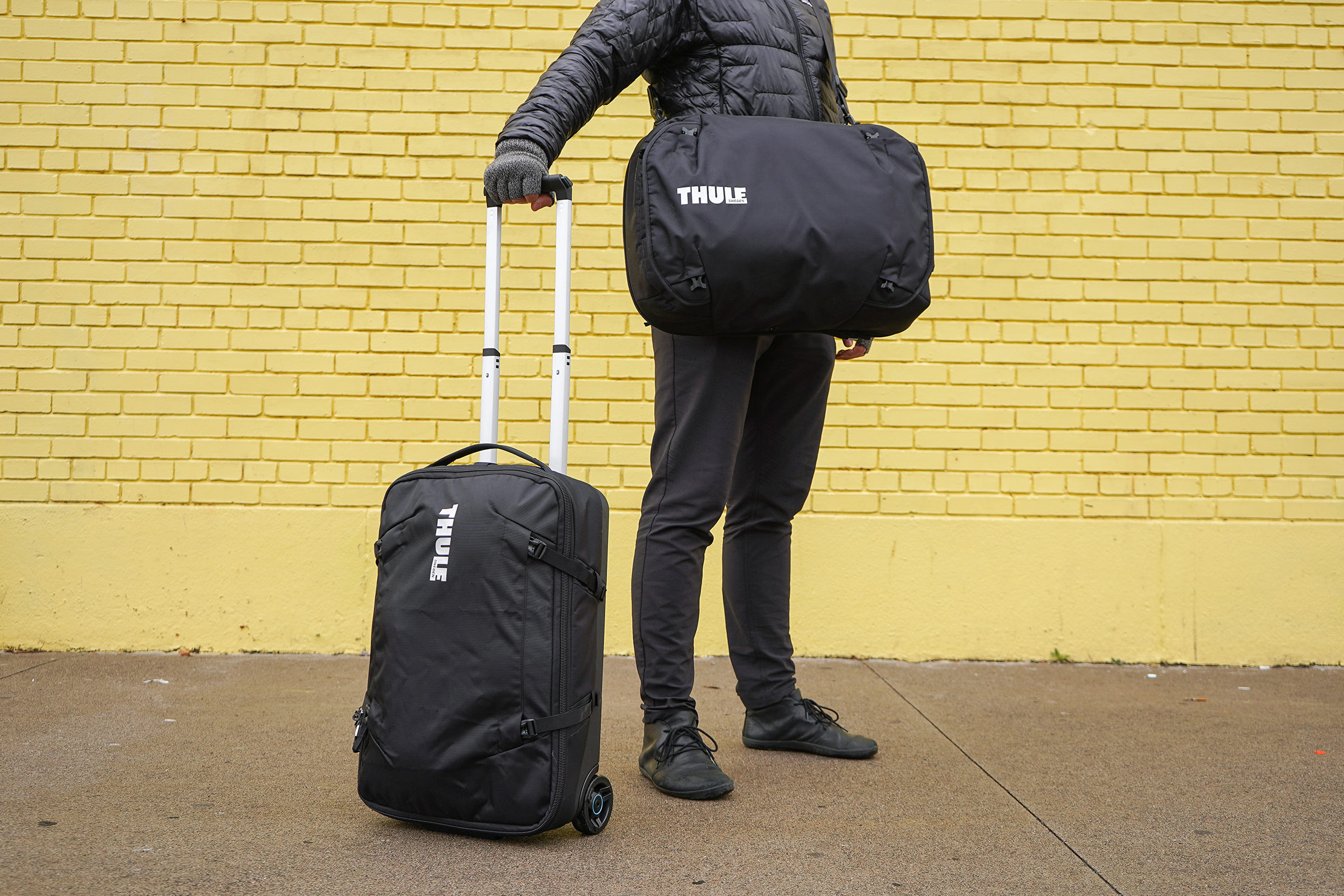 Thule Subterra Wheeled Duffel In Detroit, Michigan
