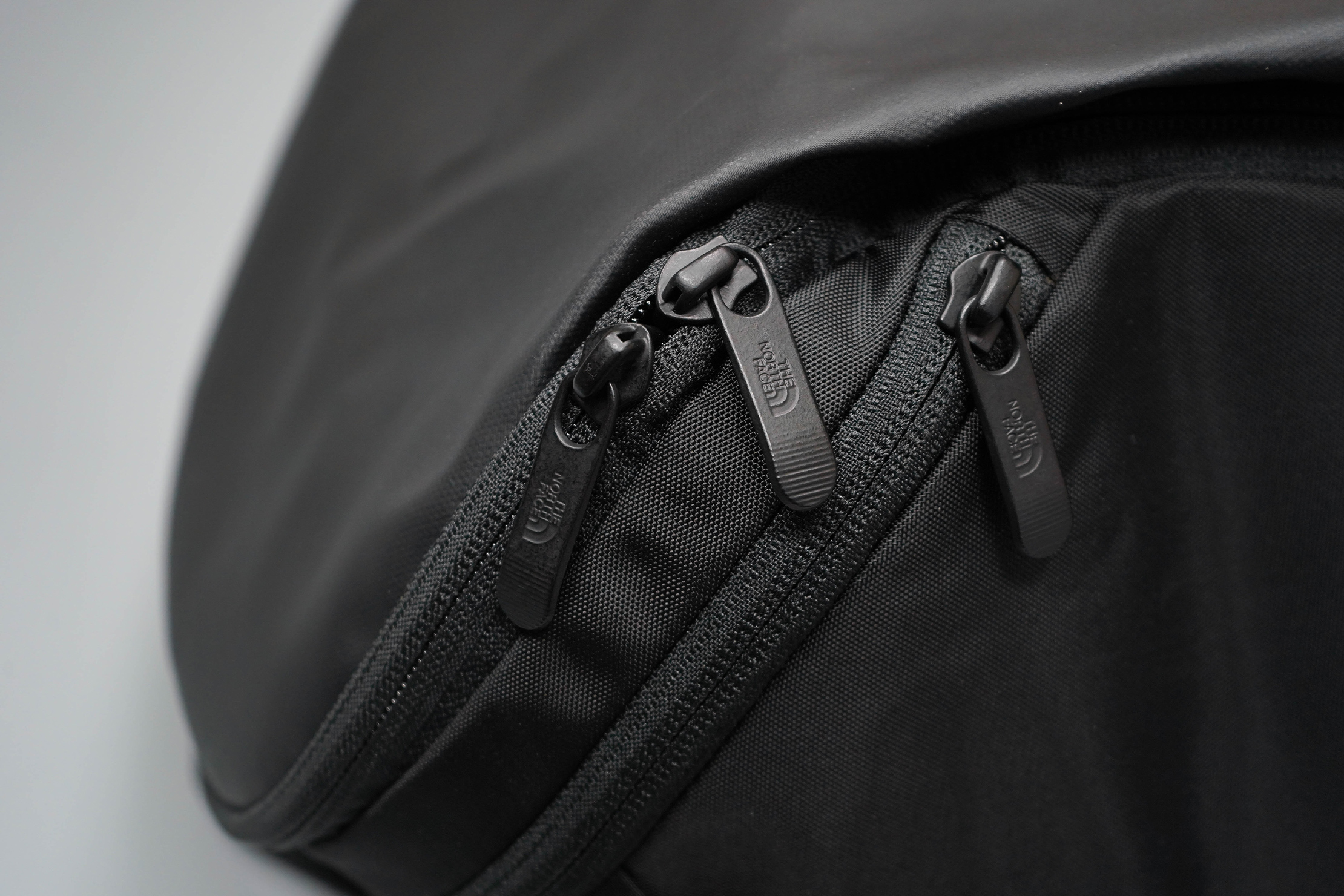 The North Face Kaban Backpack Zipper