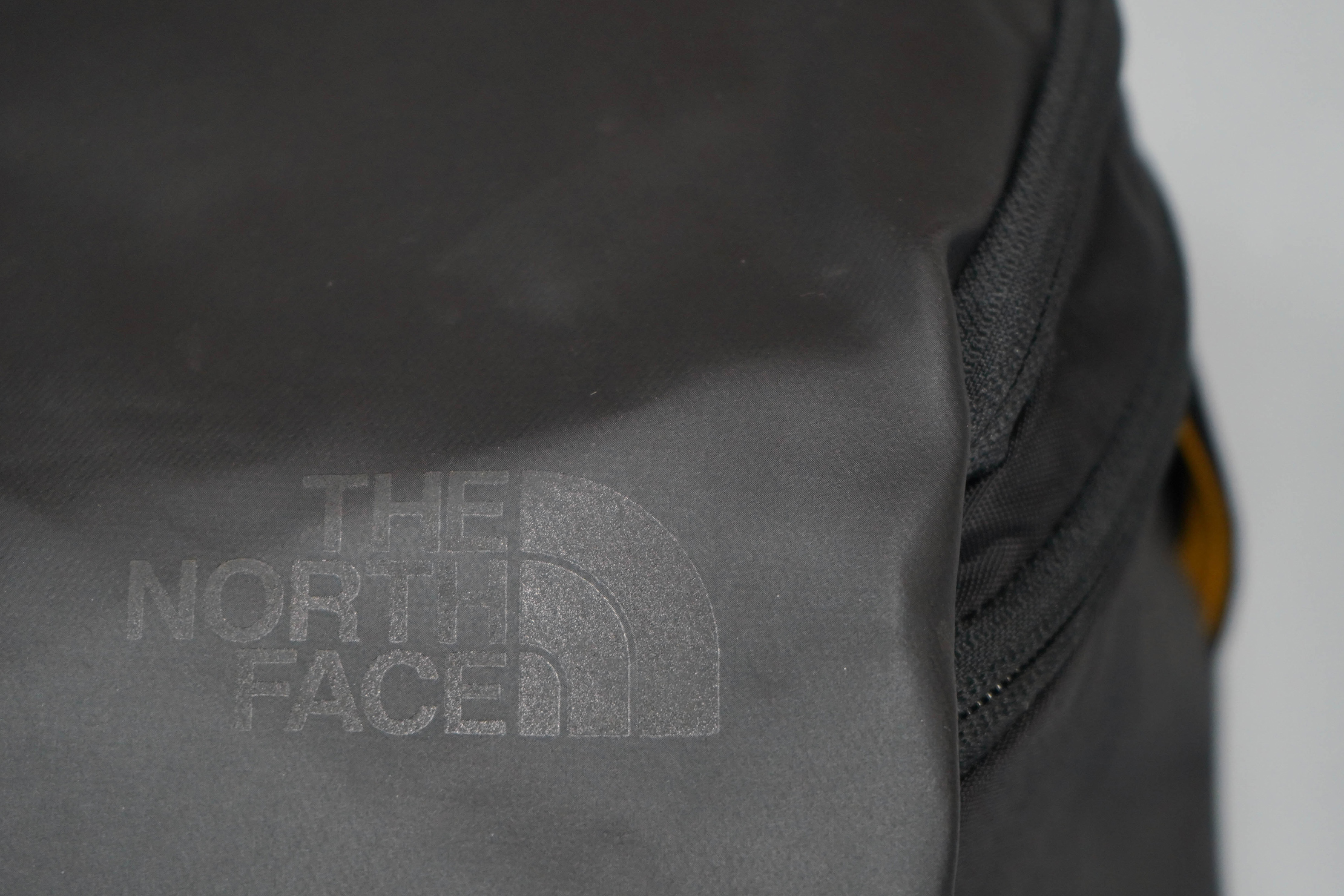 The North Face Kaban Backpack Logo