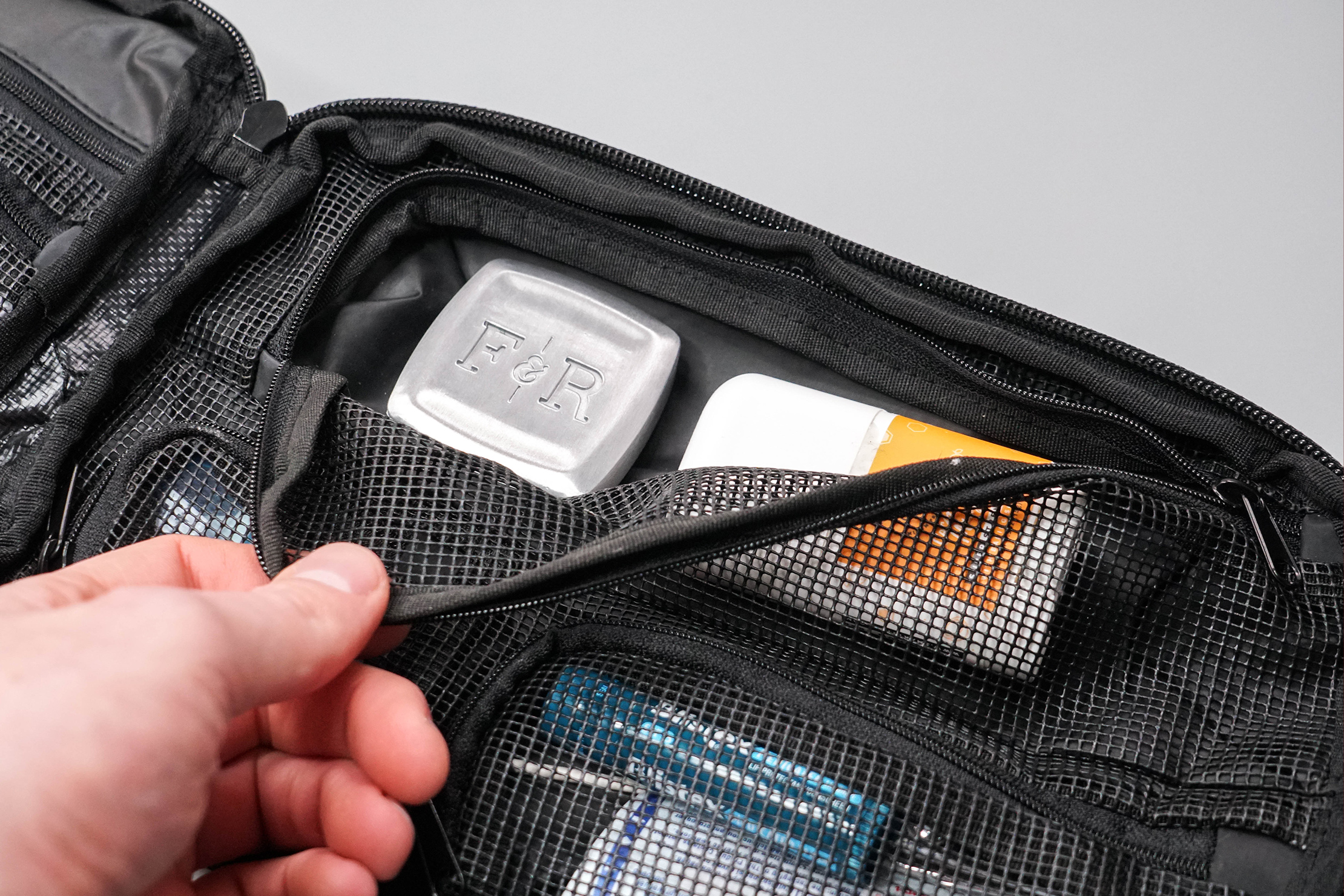 Gravel Explorer Plus Toiletry Bag Deodorant