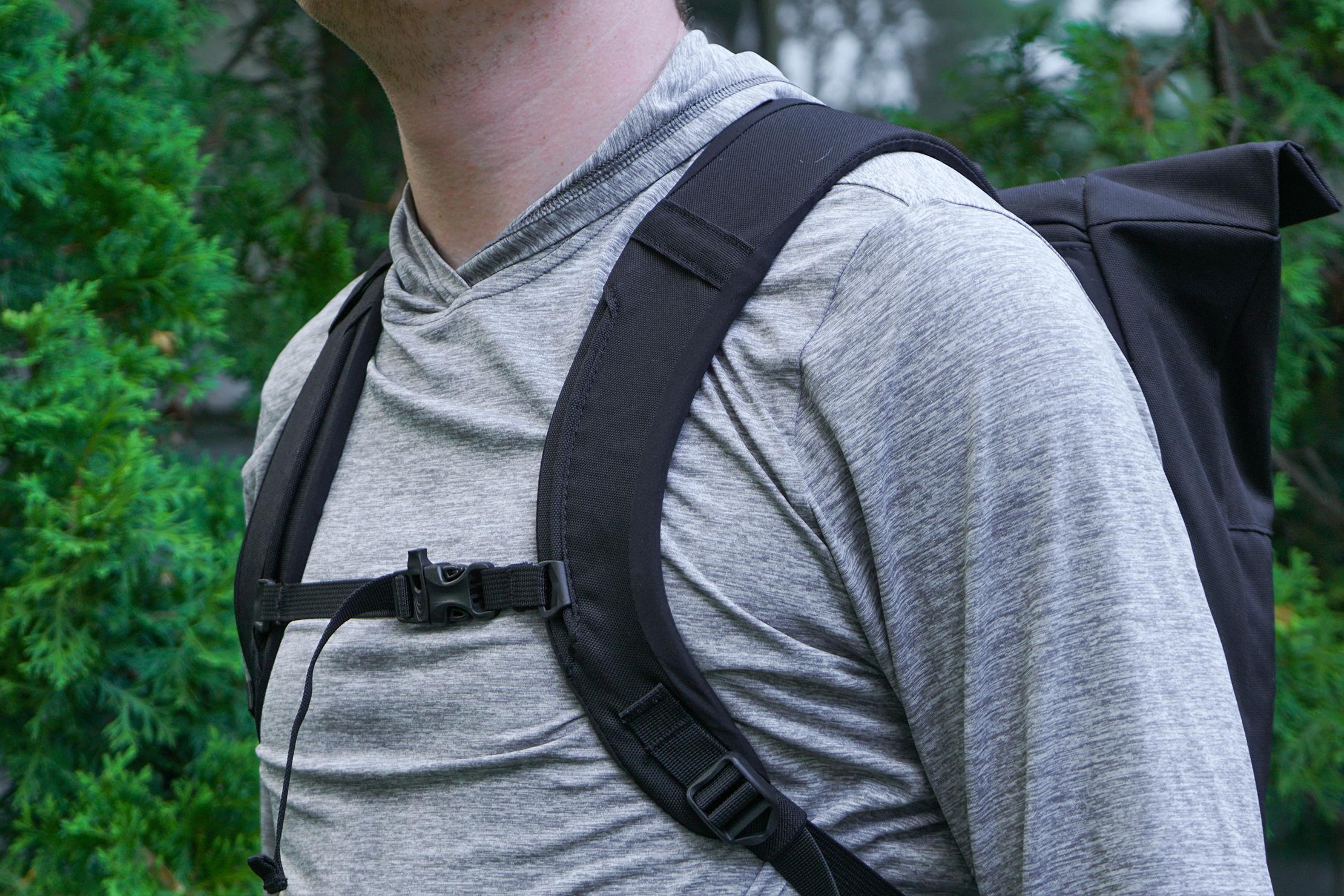 Minaal Rolltop Bag Shoulder Straps