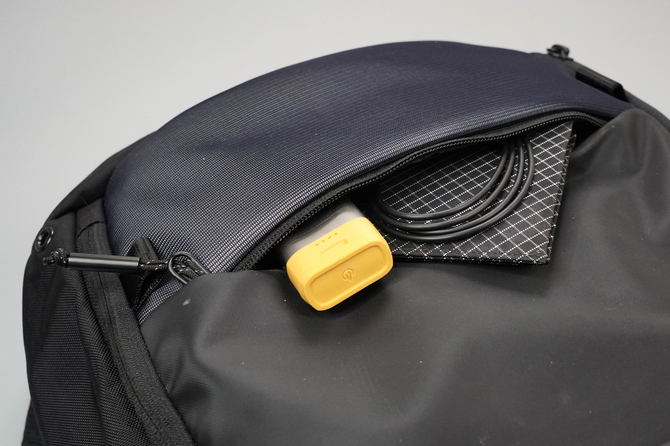 Timbuk2 Parker Commuter Backpack Bottom Pocket