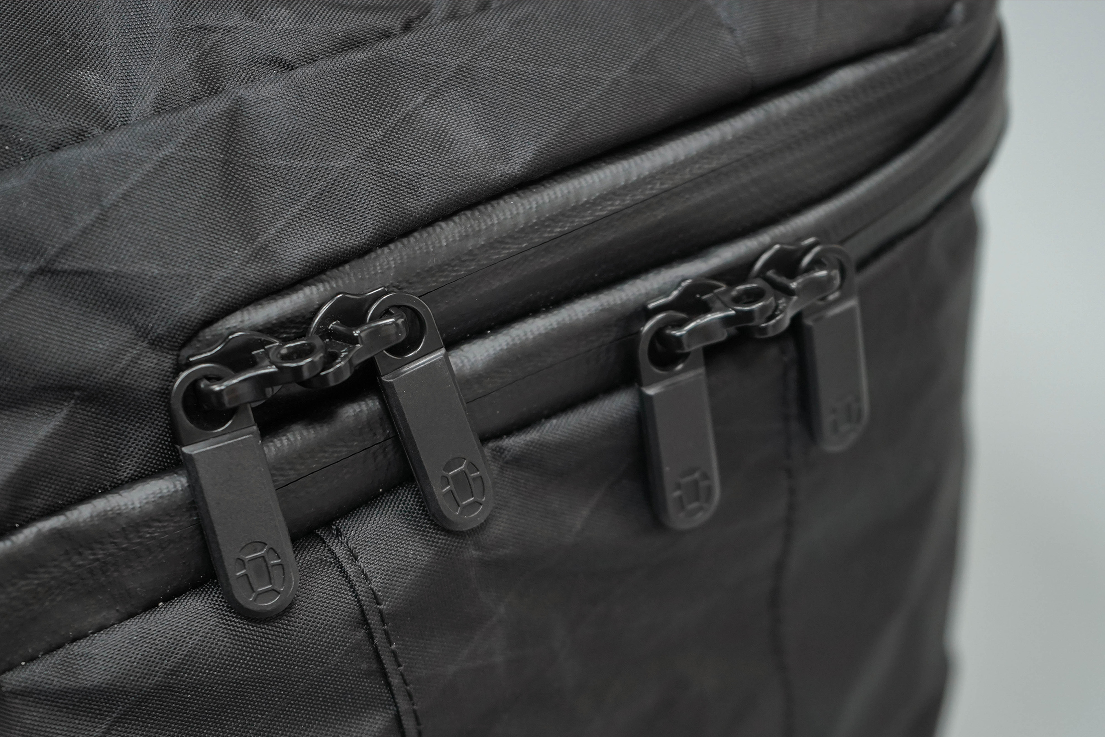 Tortuga Outbreaker Laptop Backpack Zippers