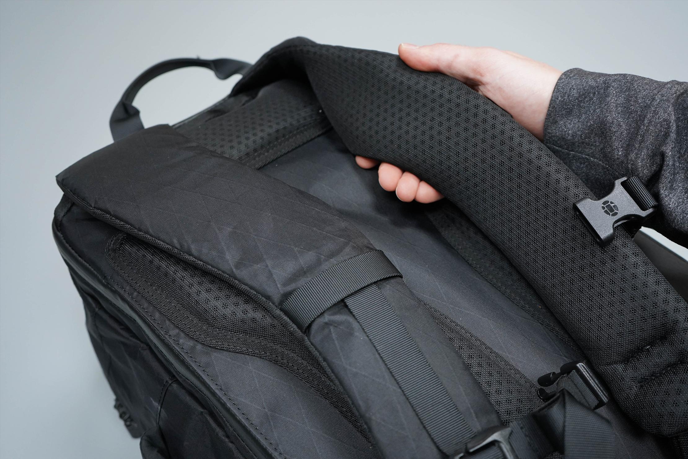Tortuga Outbreaker Laptop Backpack Shoulder Straps