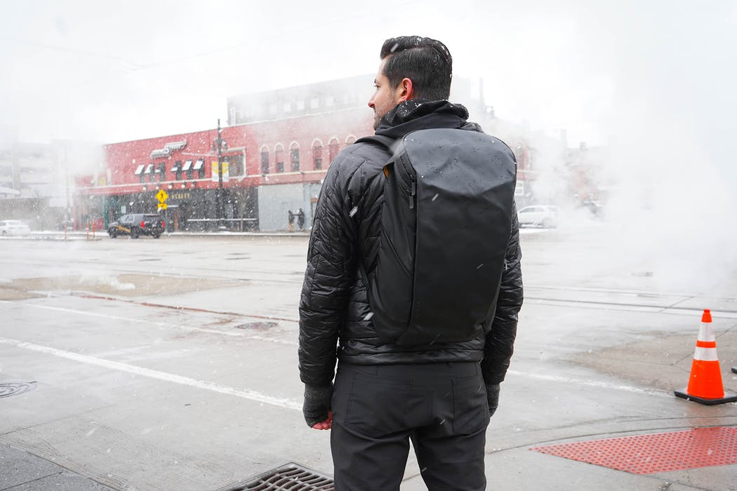 The North Face Kaban Backpack in Detroit 1