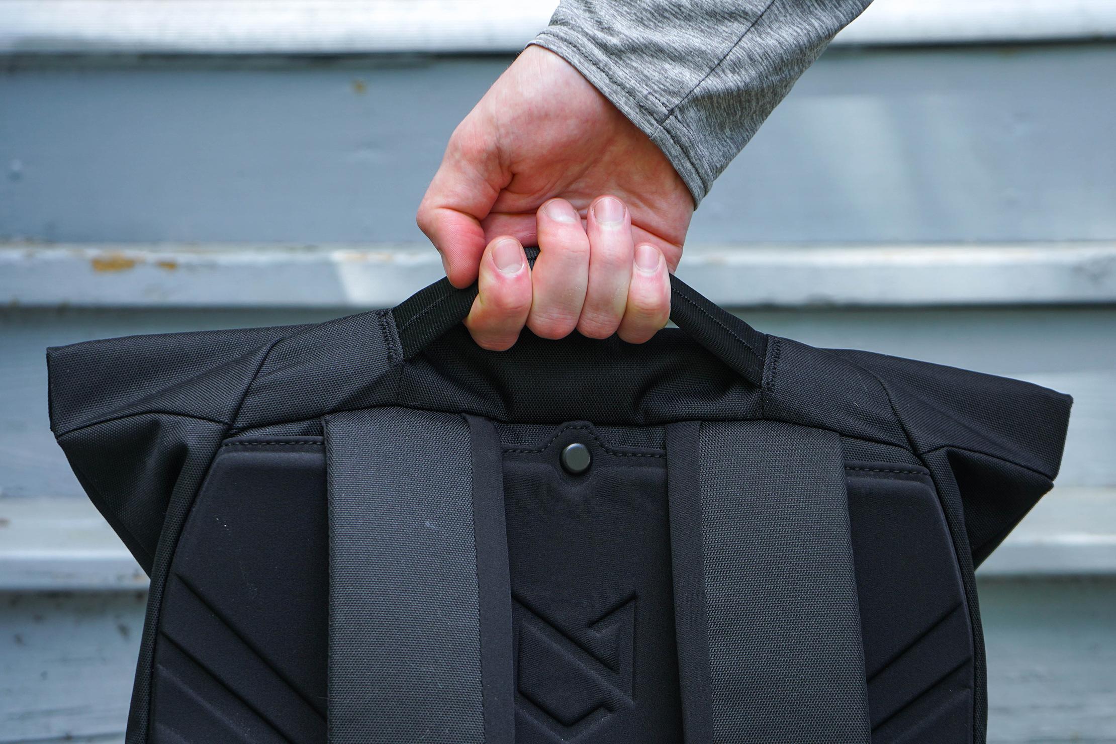 Minaal Rolltop Bag Top Handle