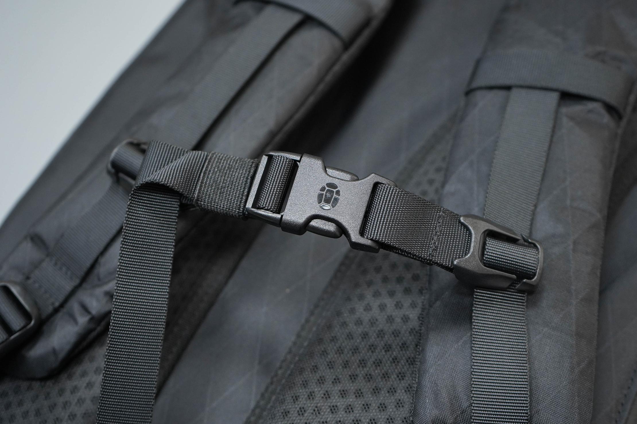 Tortuga Outbreaker Laptop Backpack Sternum Strap