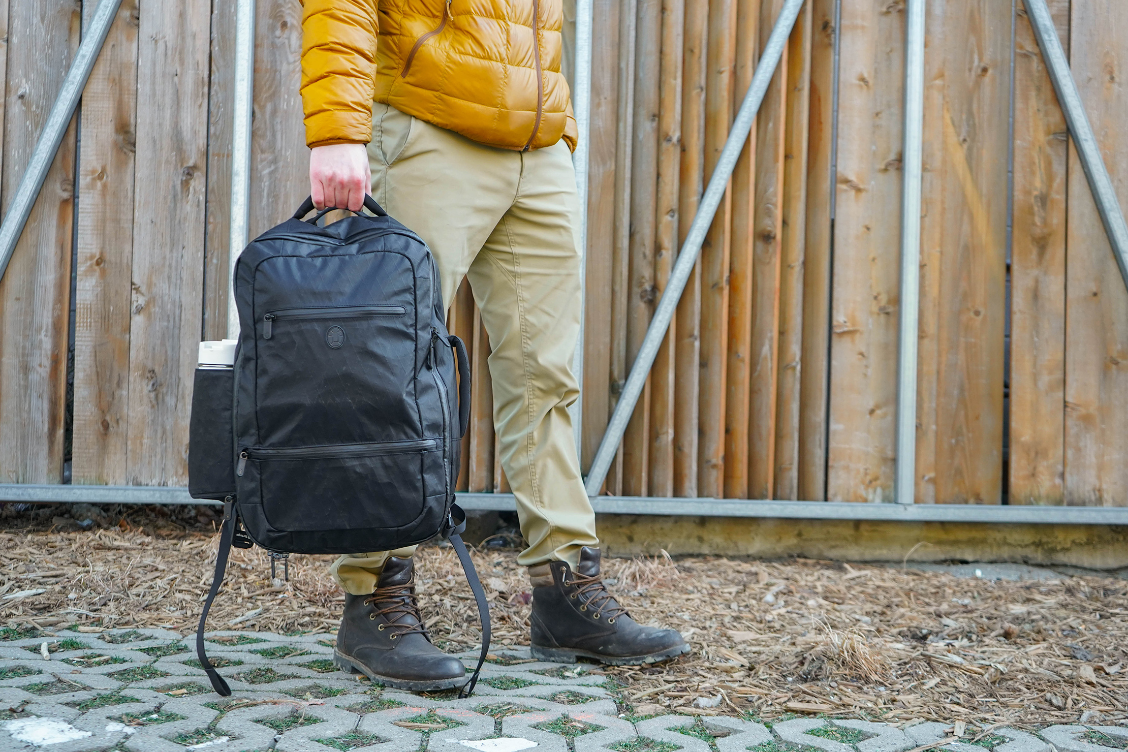 Tortuga Outbreaker Laptop Backpack Top Handle Carry