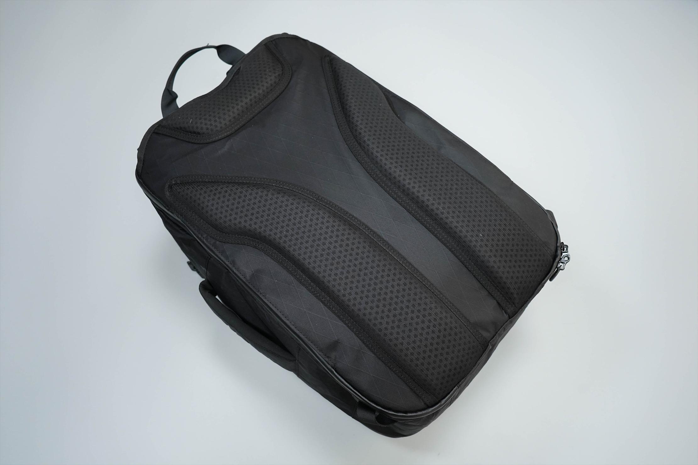 Tortuga Outbreaker Laptop Backpack Back Panel