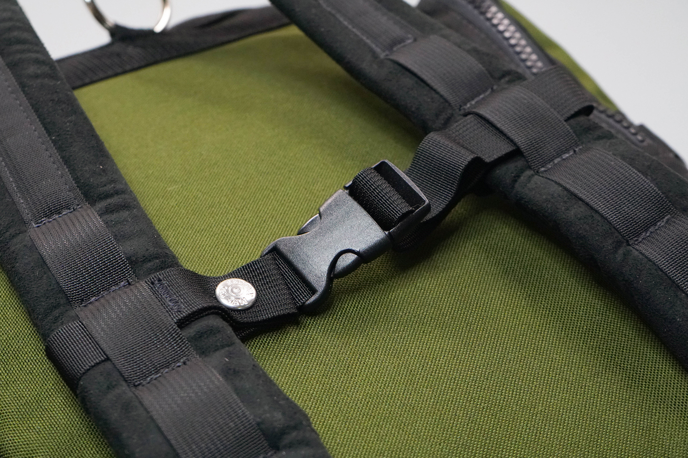 Red Oxx C-Ruck Carry-On Rucksack Sternum Strap
