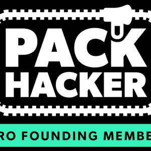 Pack Hacker Pro Founding Member Patch